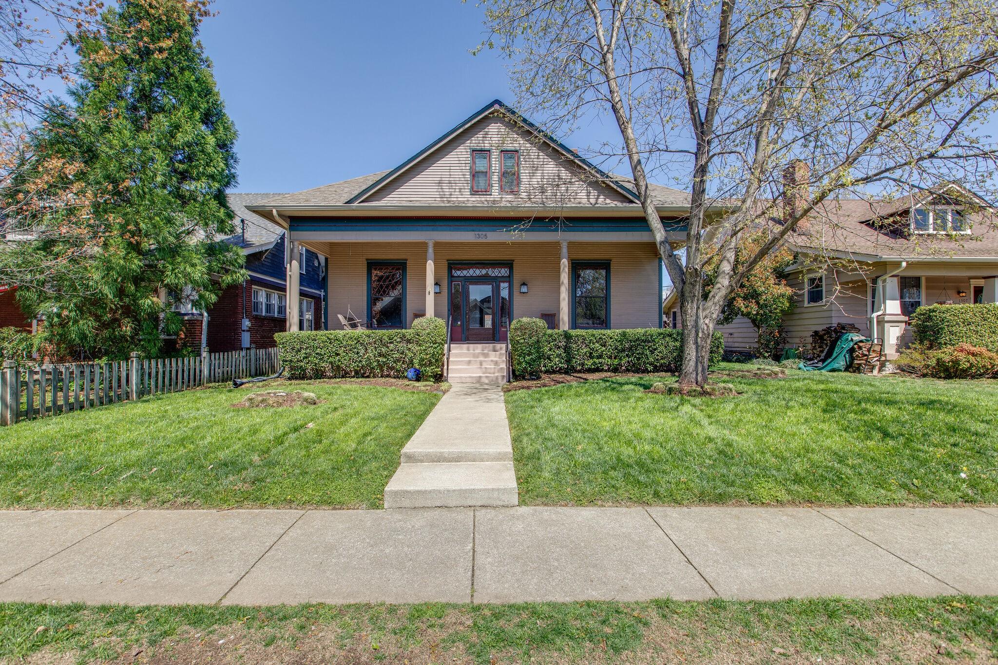 1305 Gartland Ave Property Photo - Nashville, TN real estate listing
