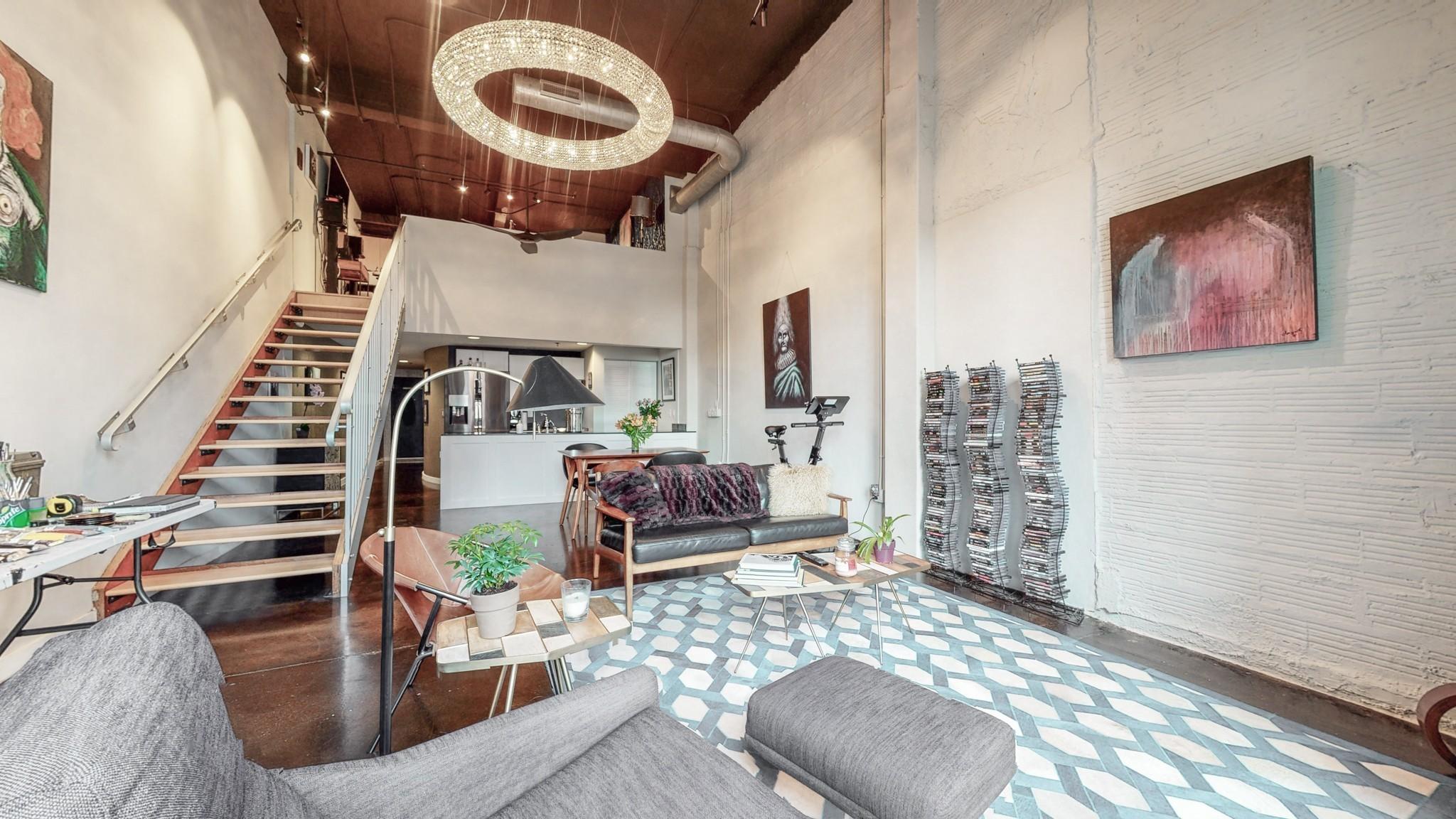 239 5th Ave N #505 Property Photo - Nashville, TN real estate listing