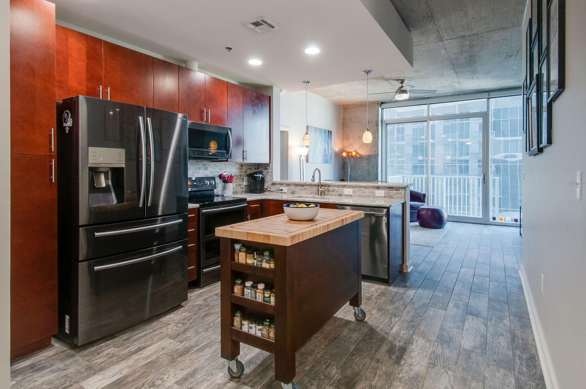 301 Demonbreun St #1102 Property Photo - Nashville, TN real estate listing