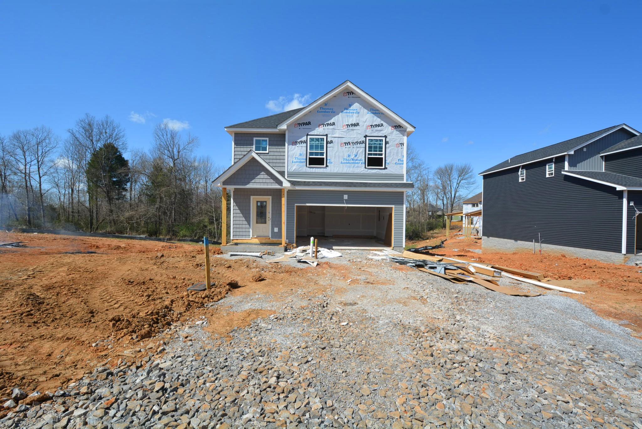 554 Autumn Creek Property Photo - Clarksville, TN real estate listing