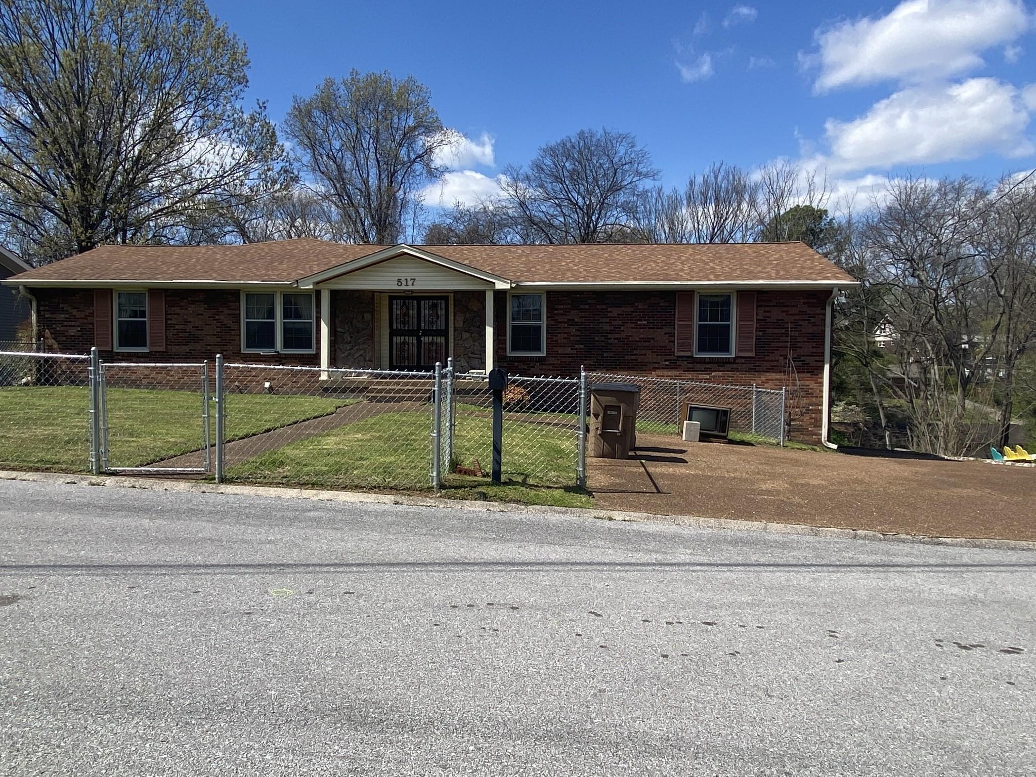 517 Foothill Dr Property Photo - Nashville, TN real estate listing