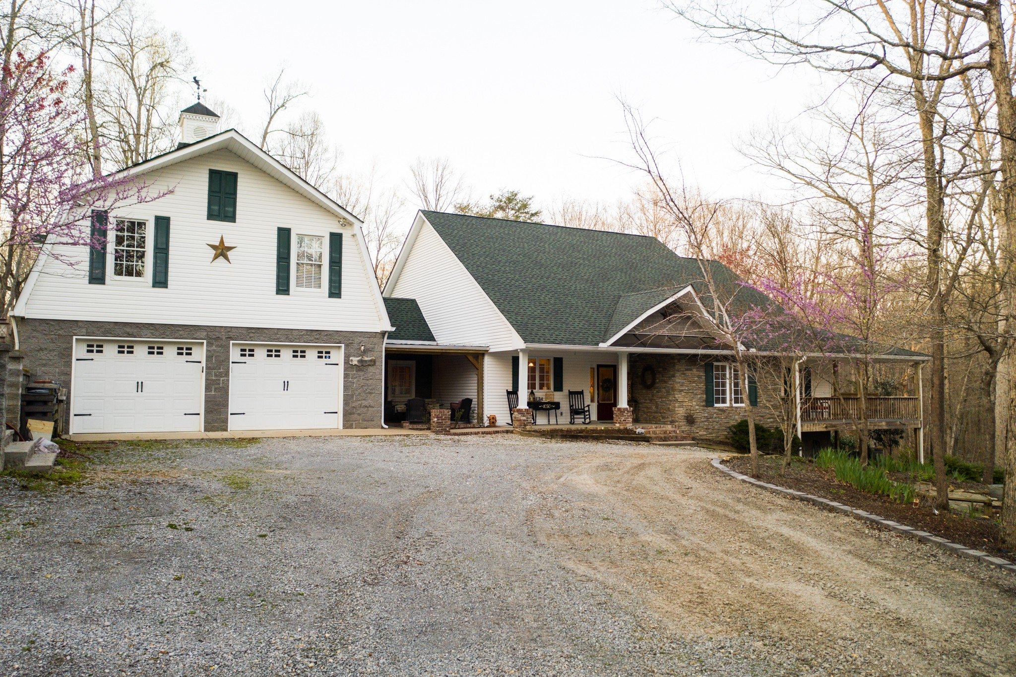 1050 Woodcock Hollow Rd Property Photo - Kingston Springs, TN real estate listing