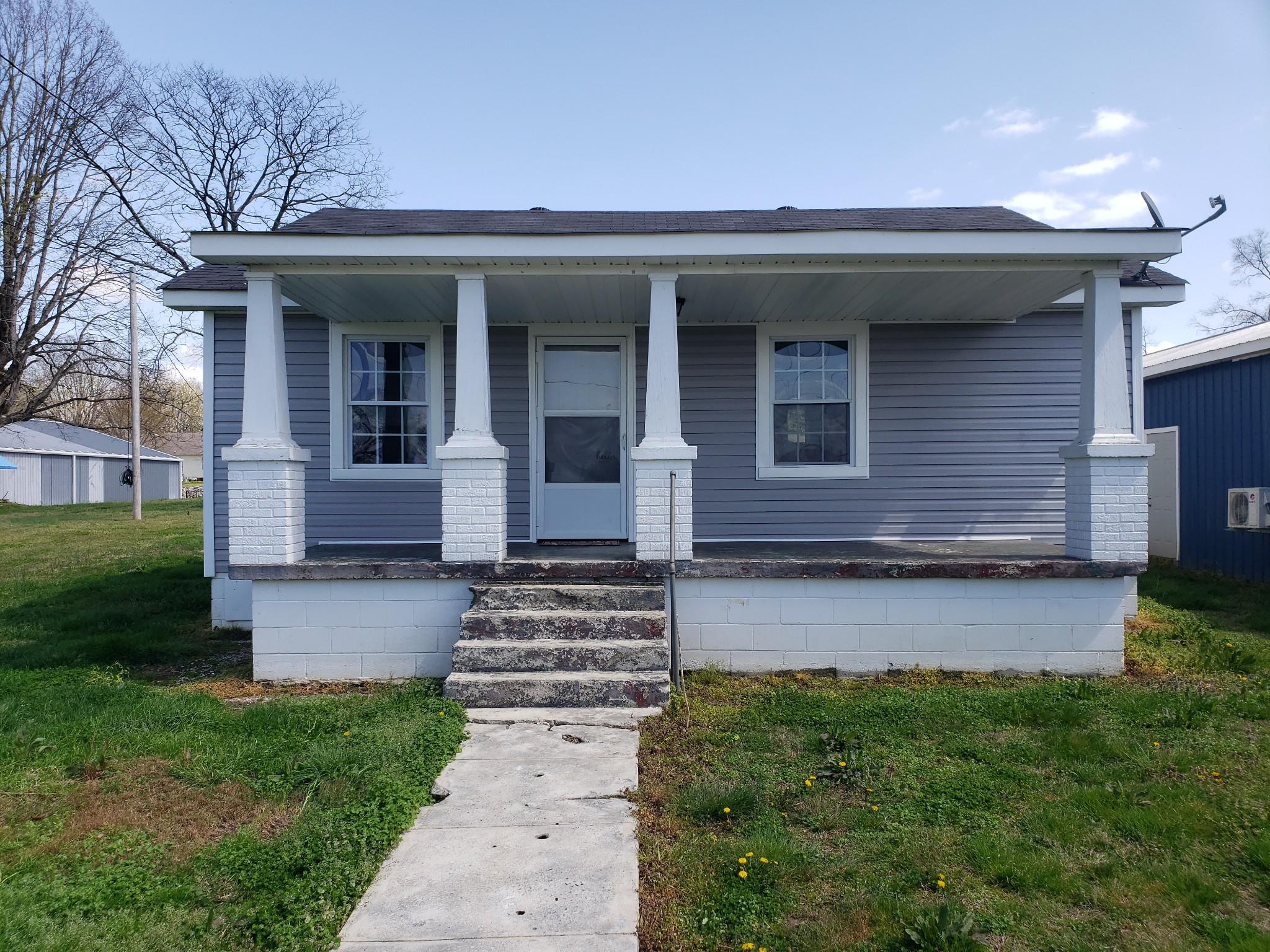 30100 E Railroad St Property Photo - Ardmore, TN real estate listing