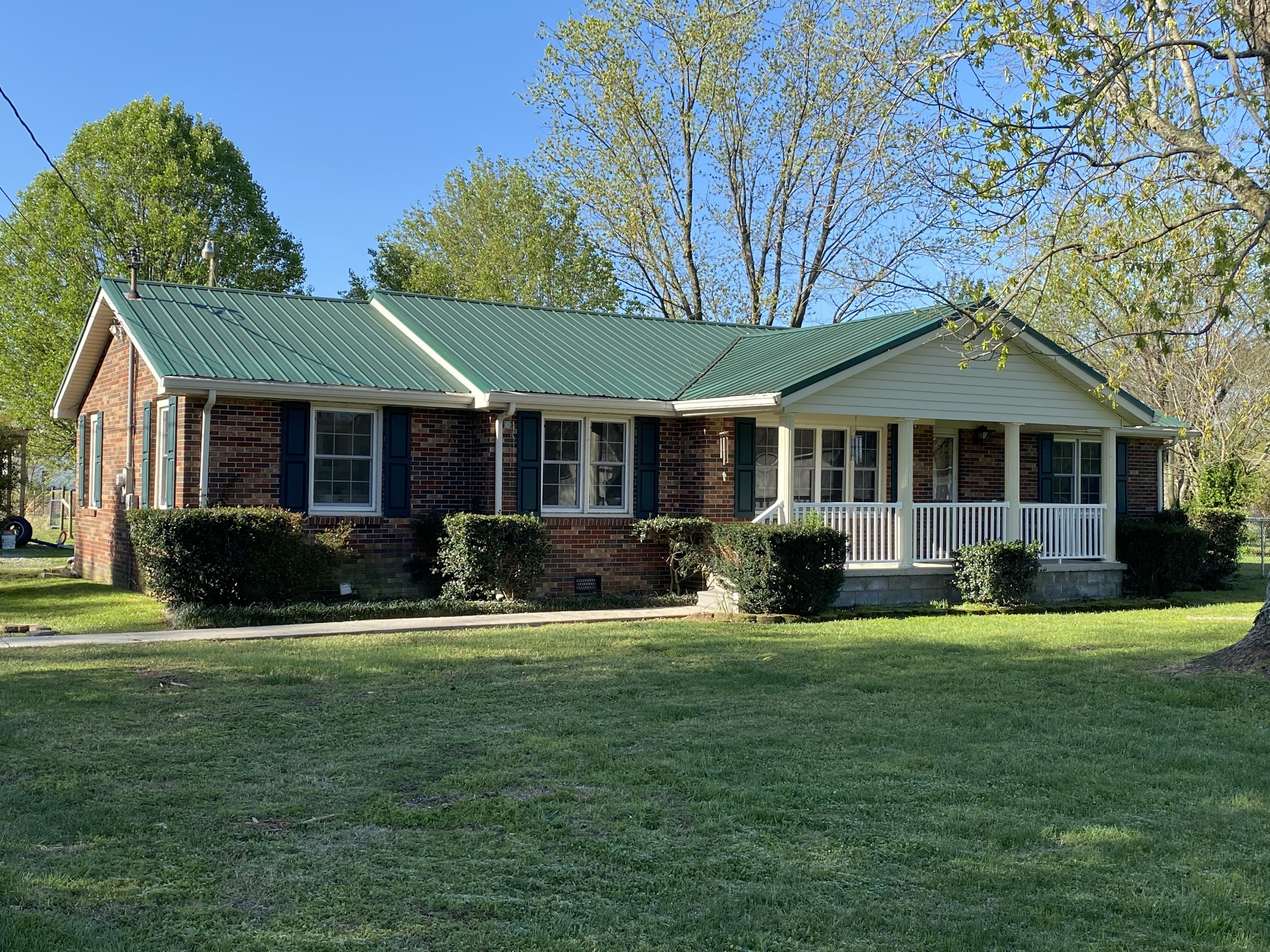 165 Big Springs Road Property Photo - Bell Buckle, TN real estate listing