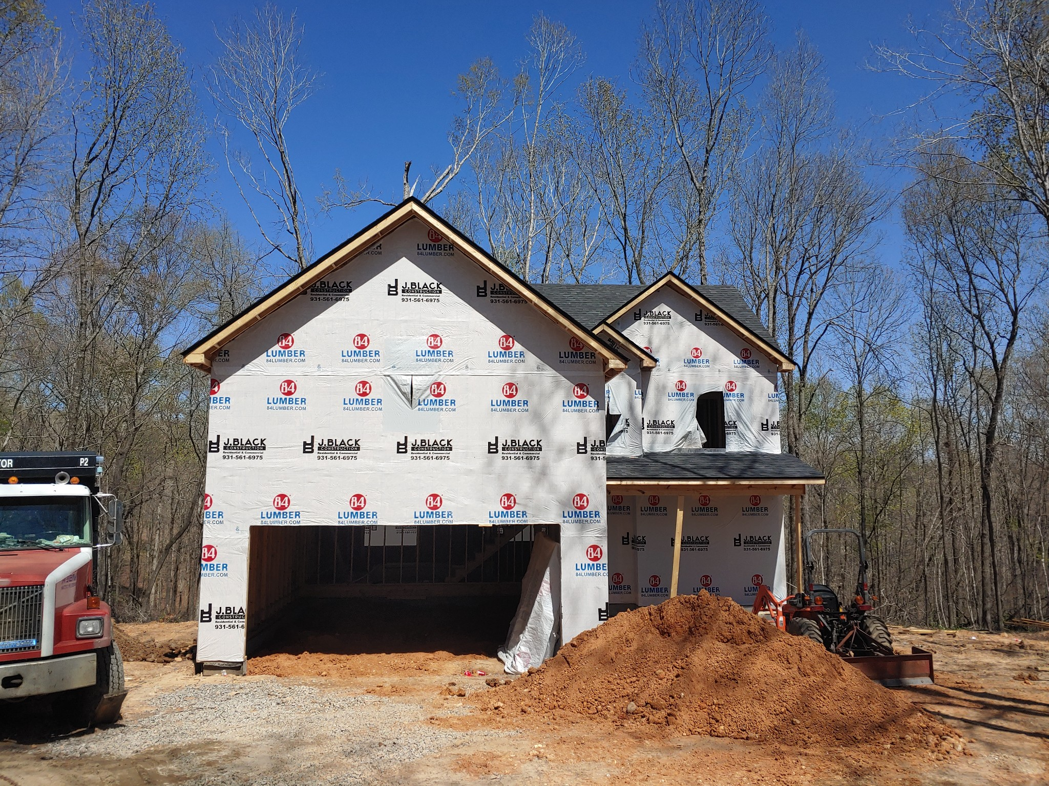 4525 Chester Harris Rd Property Photo - Woodlawn, TN real estate listing