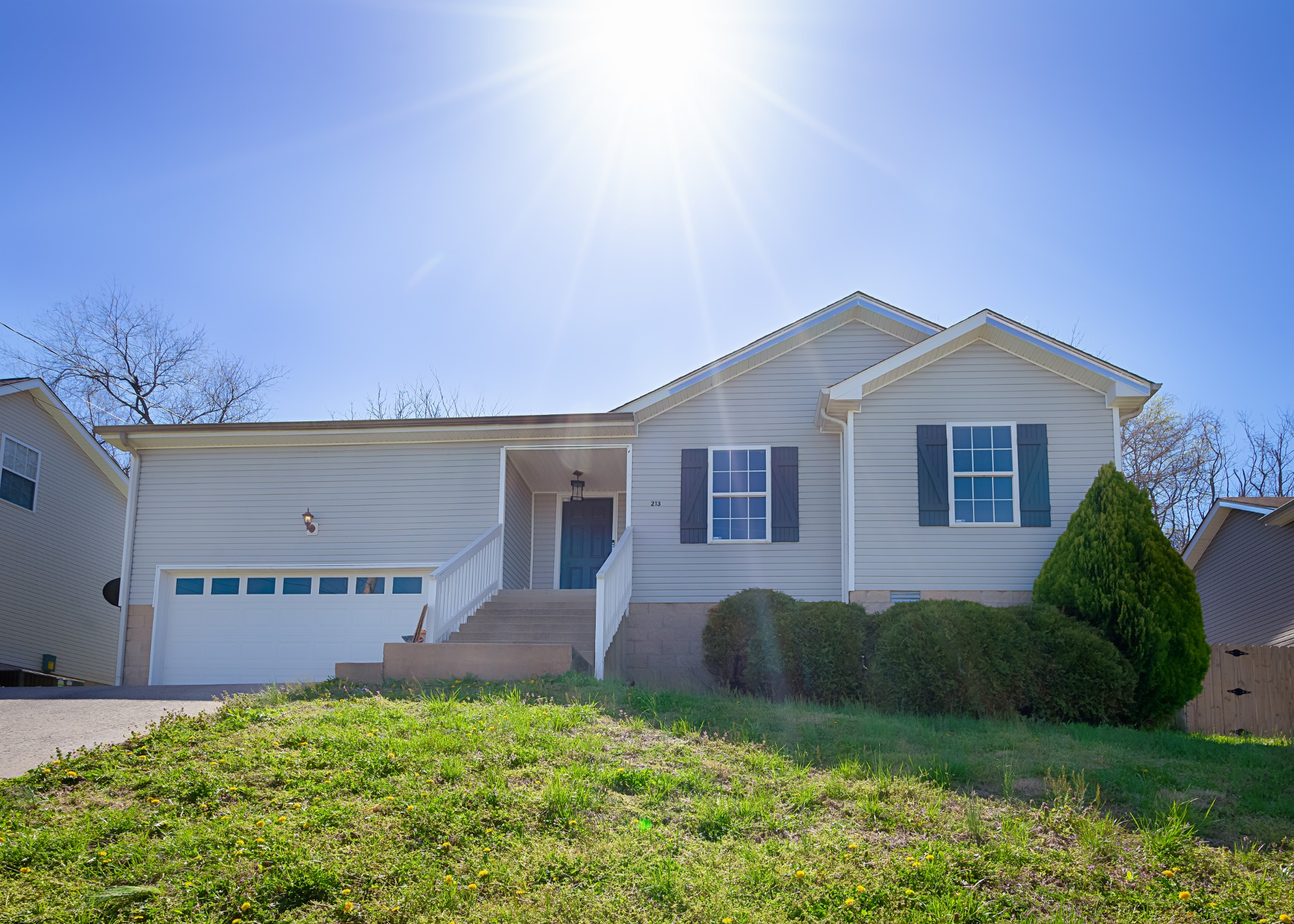 213 Jumpers Pass Property Photo - Oak Grove, KY real estate listing