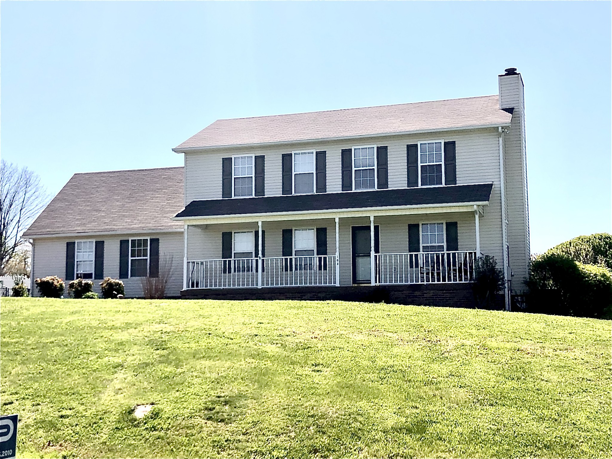 103 Creekside Dr Property Photo - Columbia, TN real estate listing