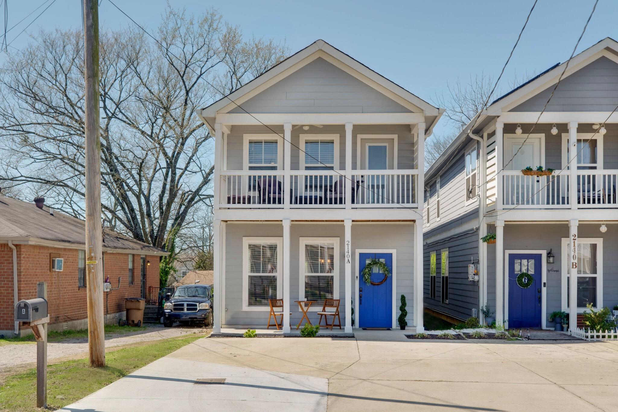 2140A Burns St Property Photo - Nashville, TN real estate listing
