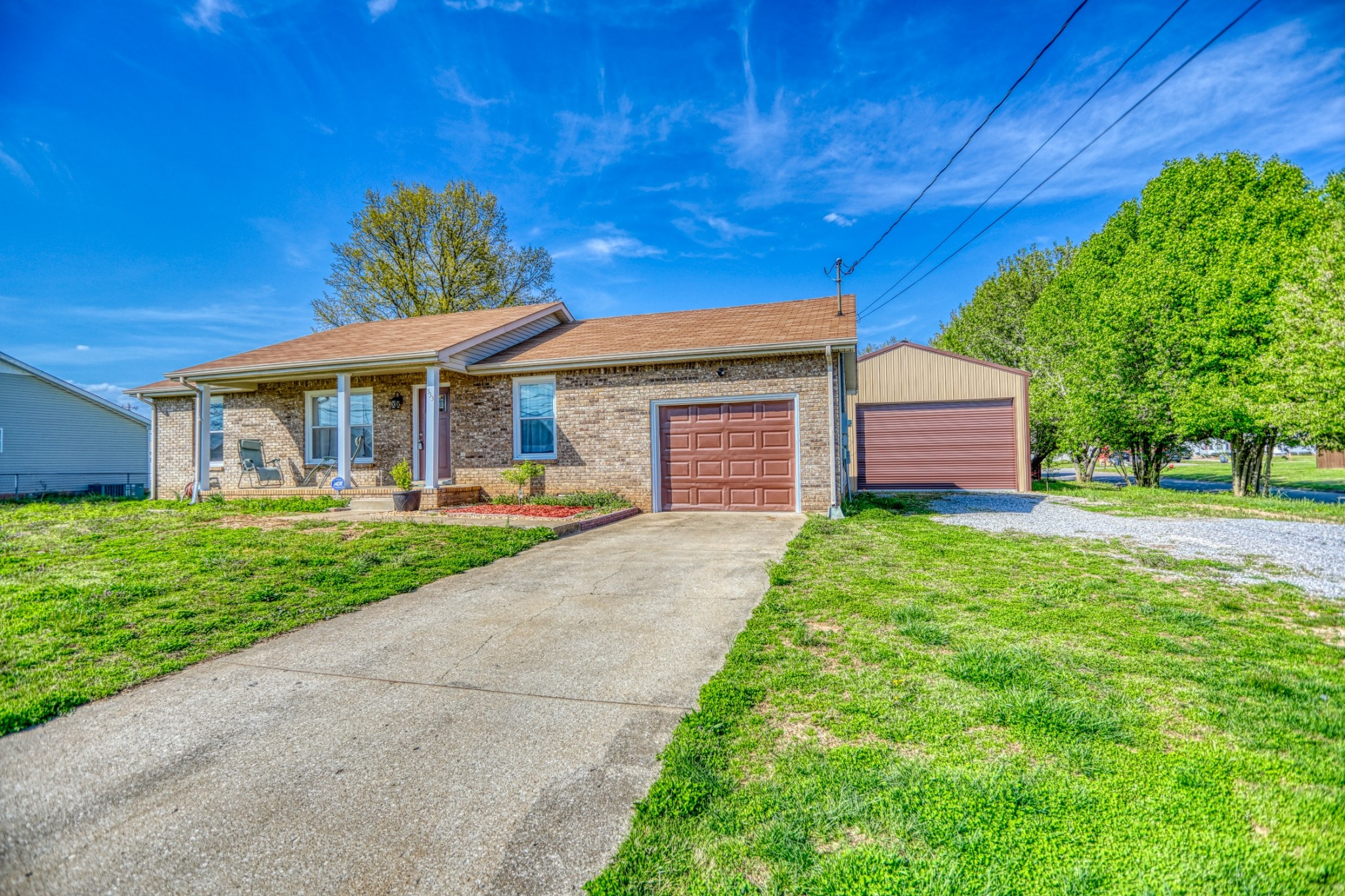 533 Gainey Dr Property Photo - Oak Grove, KY real estate listing