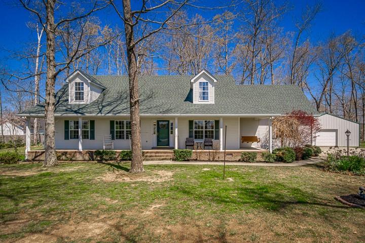 55 McMahan Rd Property Photo - Bradyville, TN real estate listing