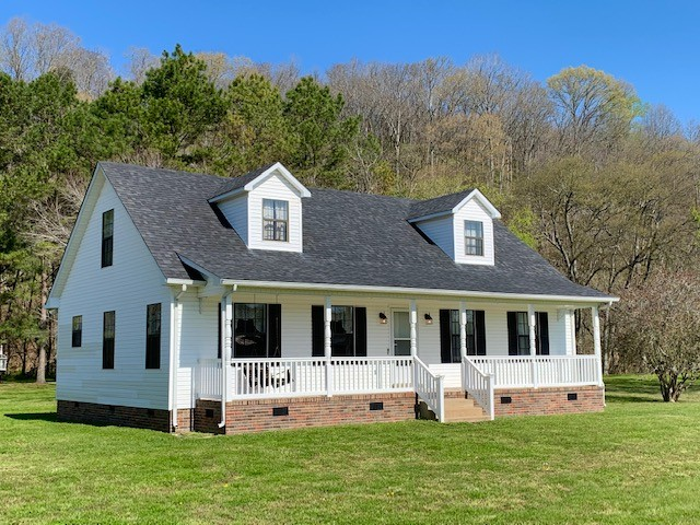 8342 Old Highway 43 Property Photo - Mount Pleasant, TN real estate listing