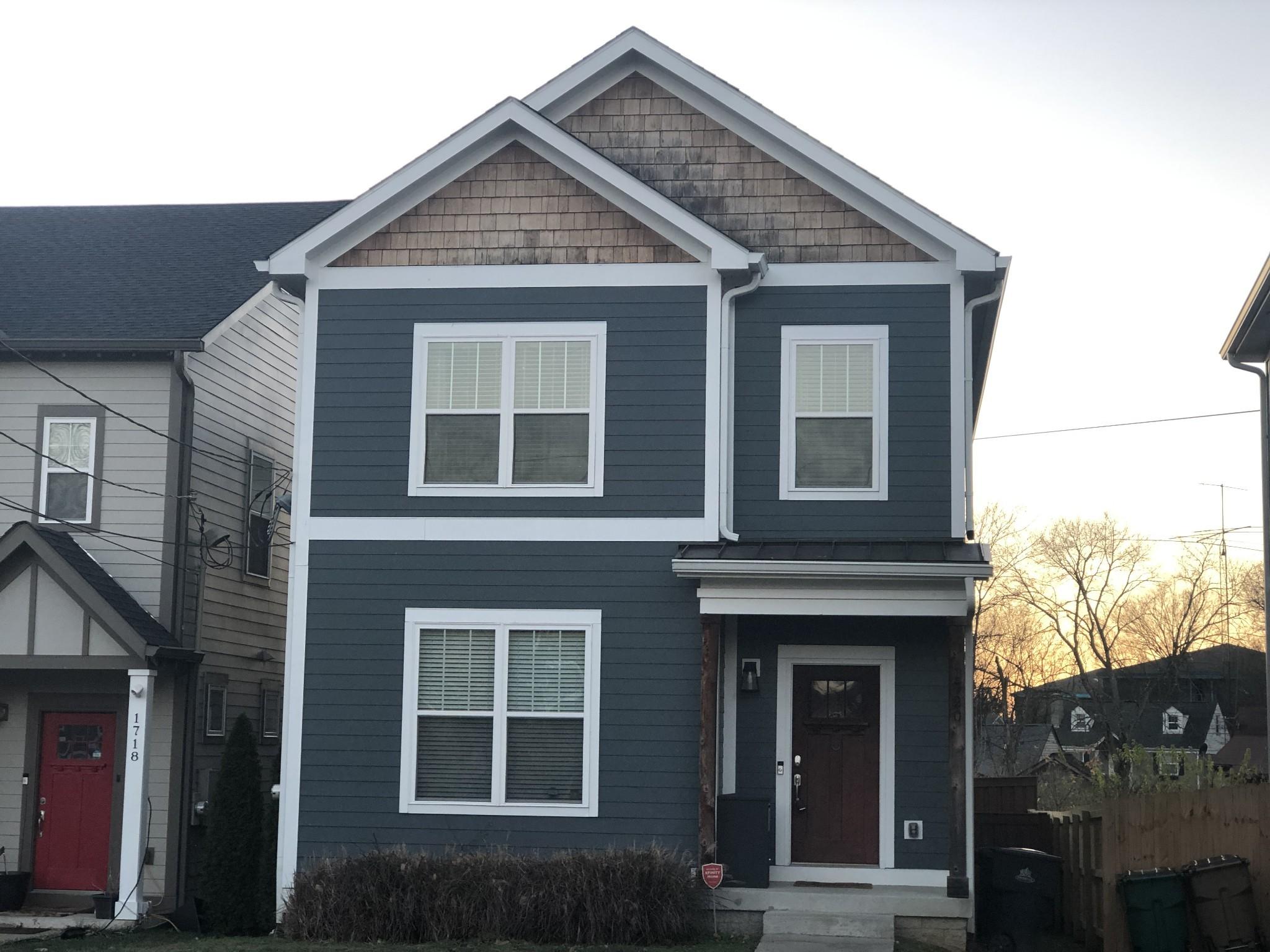 1720 Northview Ave Property Photo - Nashville, TN real estate listing