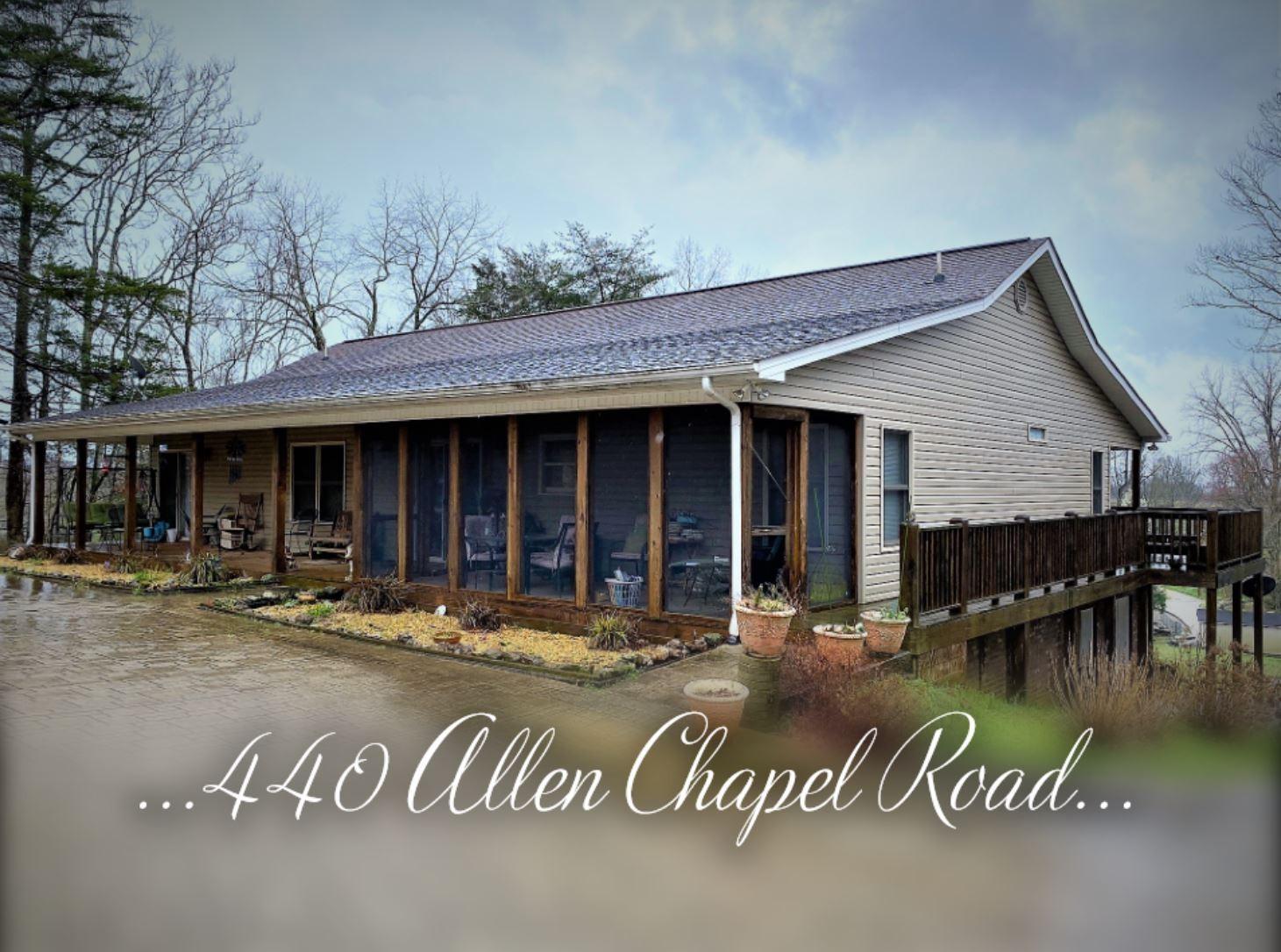 440 Allen Chapel Rd Property Photo - Hilham, TN real estate listing
