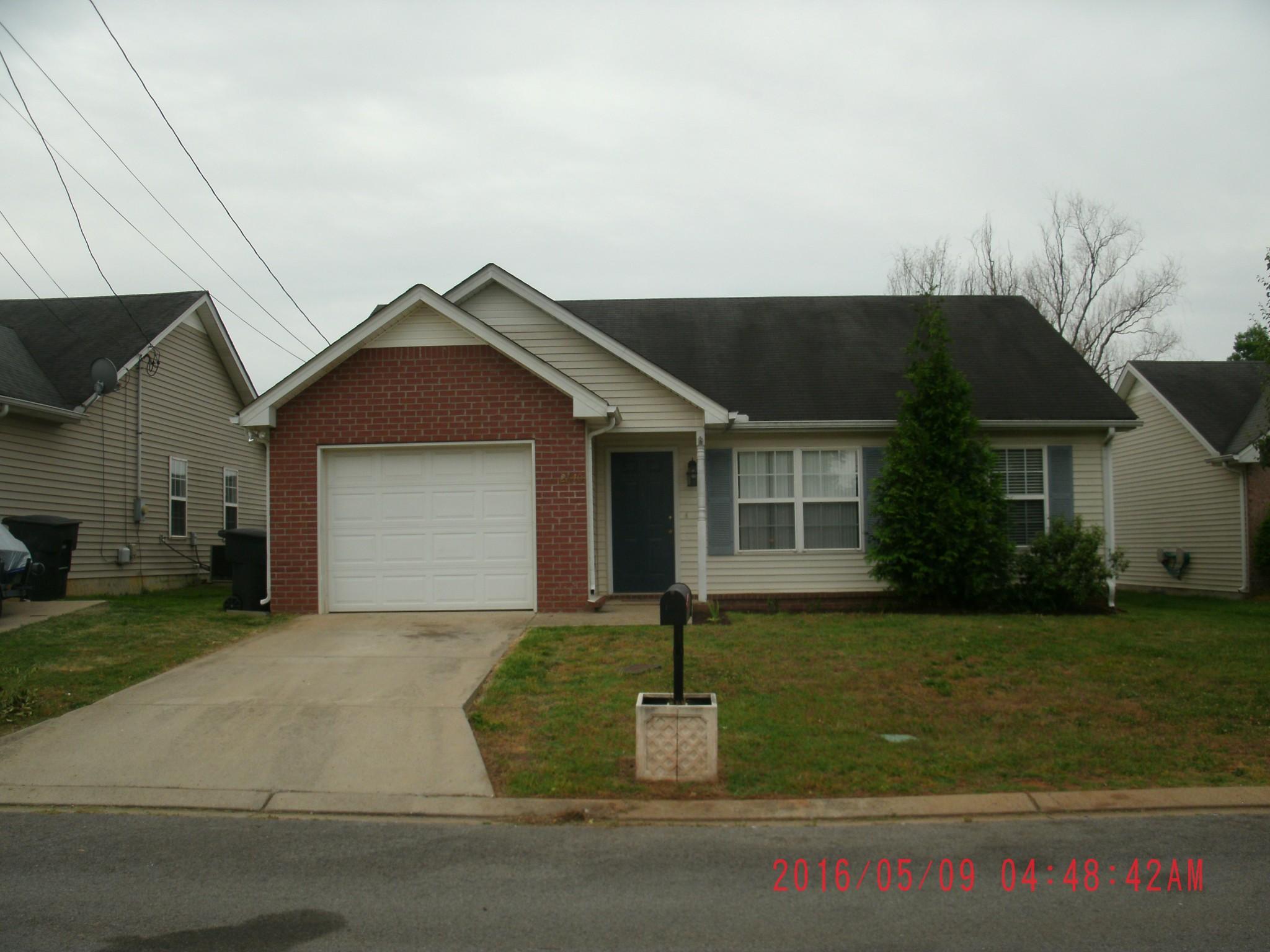 2640 Dakota Way Property Photo - Murfreesboro, TN real estate listing