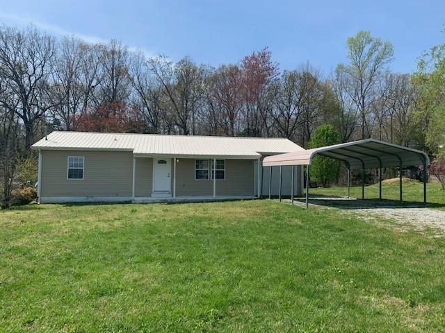 148 S D St Property Photo - Hillsboro, TN real estate listing