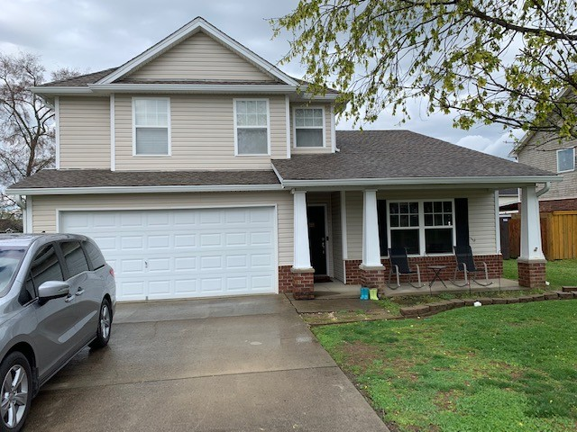 2861 Park Knoll Dr Property Photo - Mount Juliet, TN real estate listing