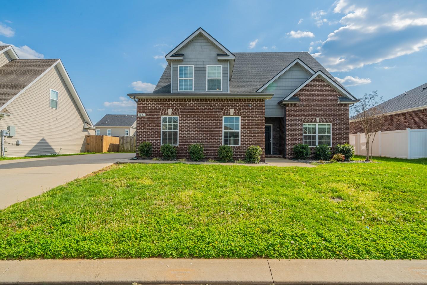 4723 Compassion Ln Property Photo - Murfreesboro, TN real estate listing