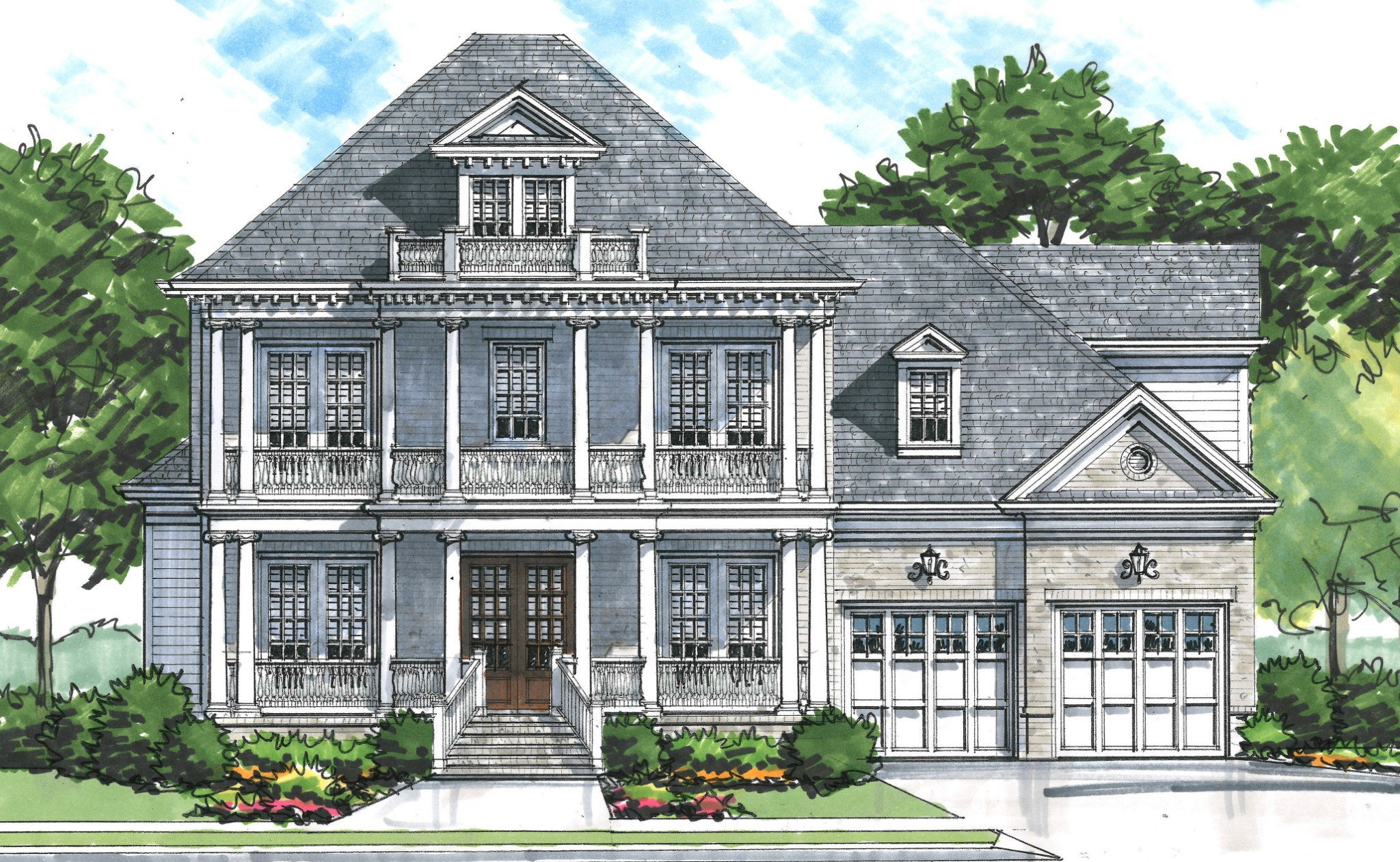 843 Cheltenham Ave, Lot # 2150 Property Photo - Franklin, TN real estate listing