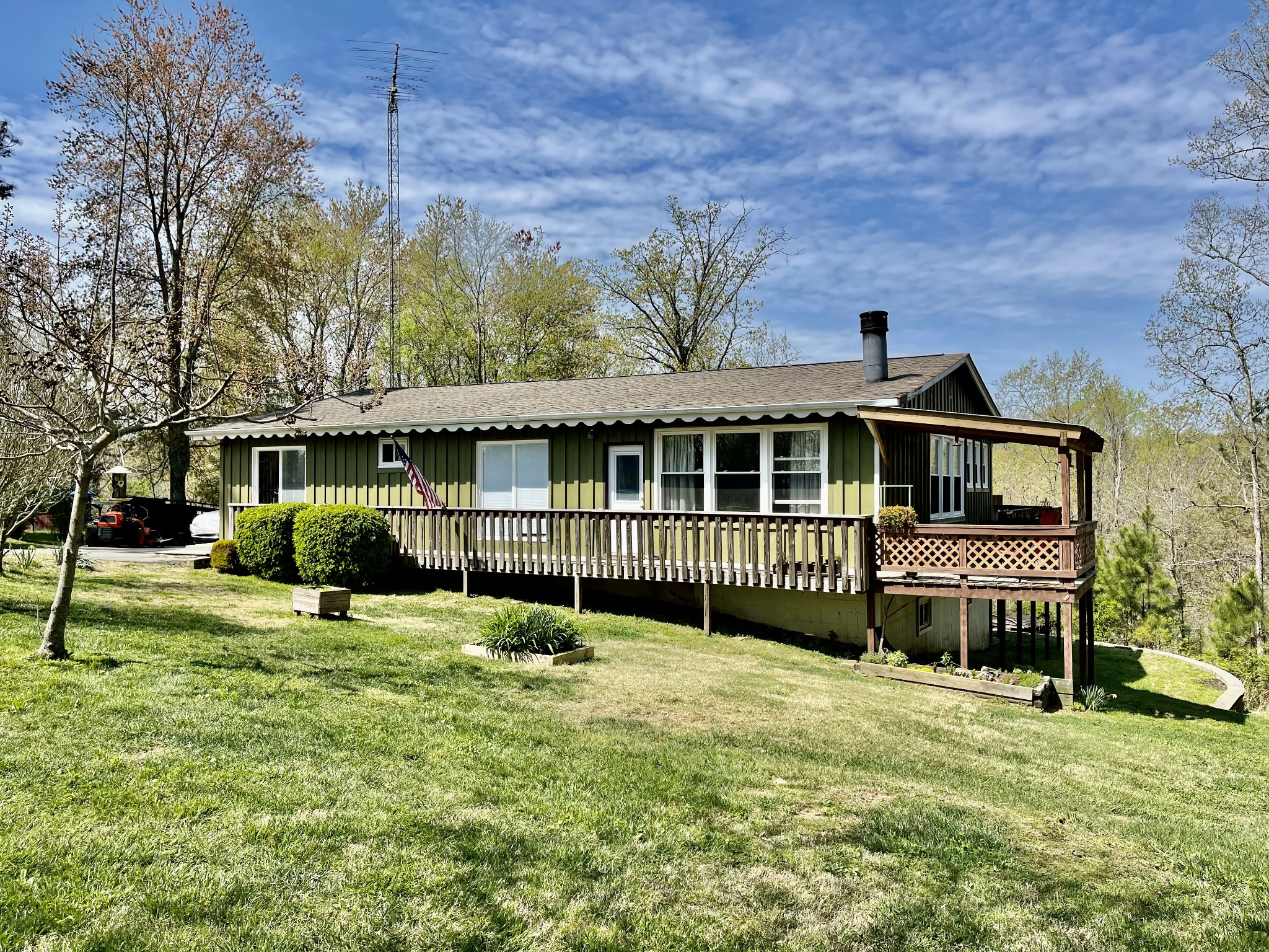 320 Tree Tops Rd Property Photo - Dover, TN real estate listing
