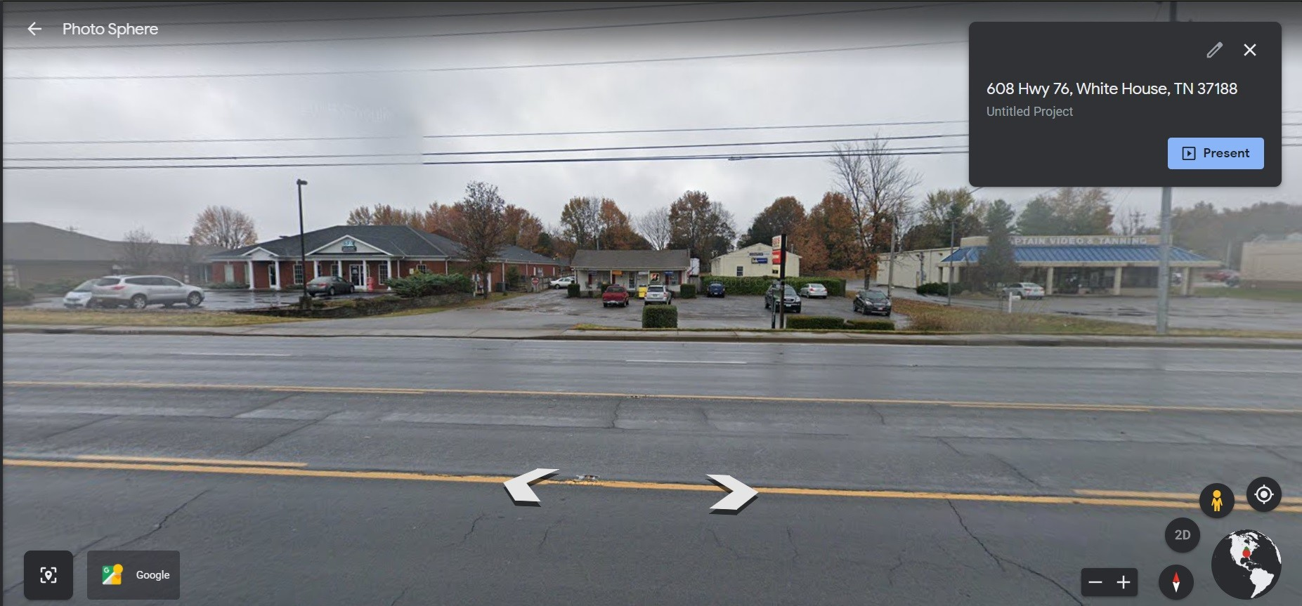 608 Hwy 76 Property Photo - White House, TN real estate listing