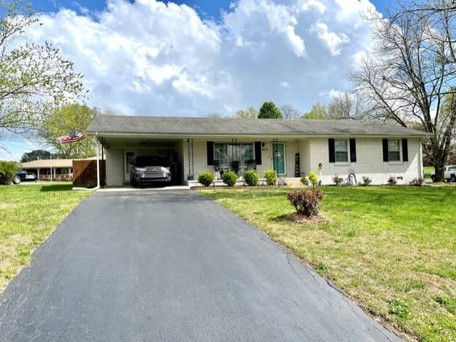 403 Donna Dr Property Photo - Hopkinsville, KY real estate listing