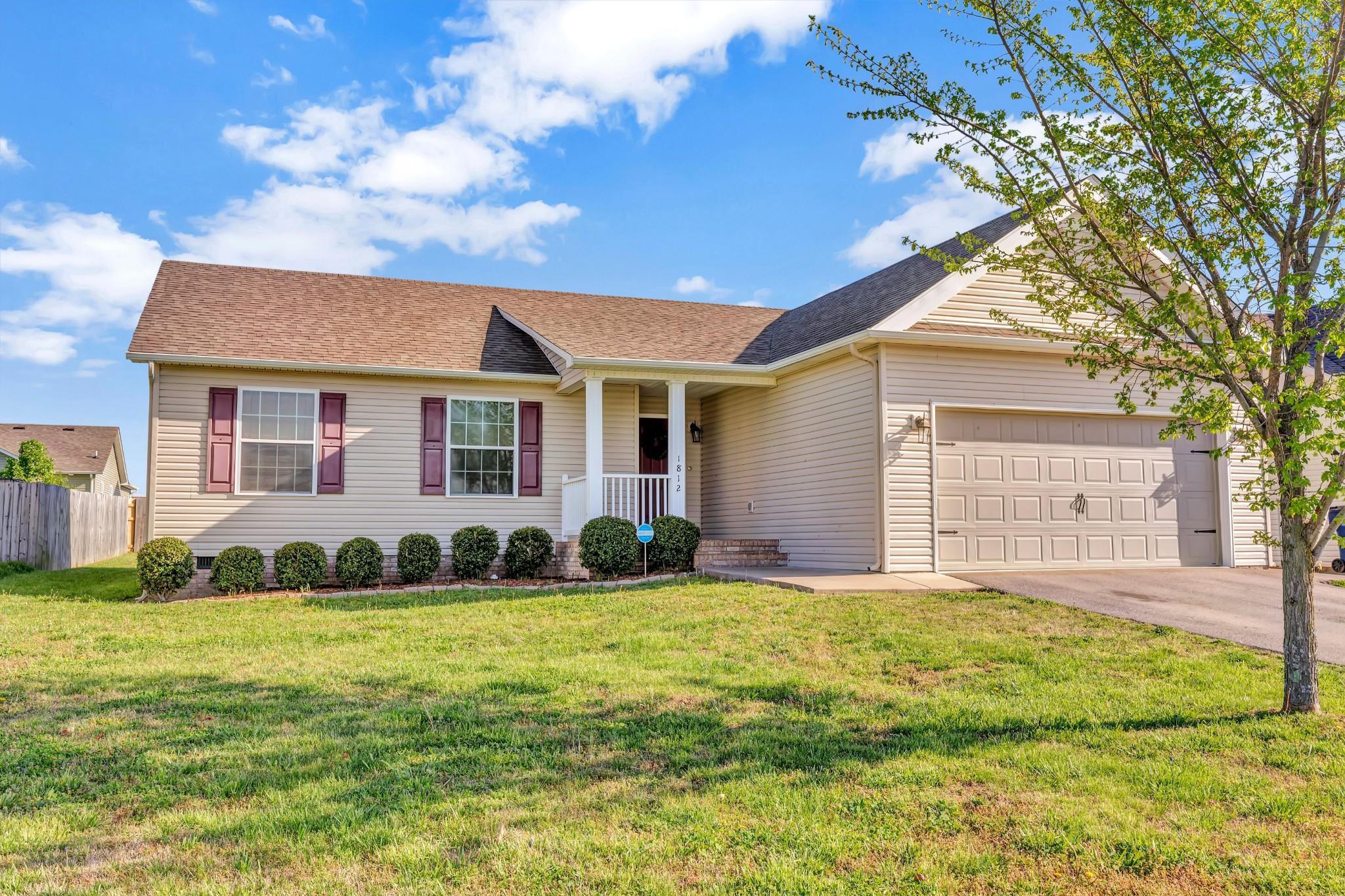1812 Emily Ln Property Photo - Columbia, TN real estate listing