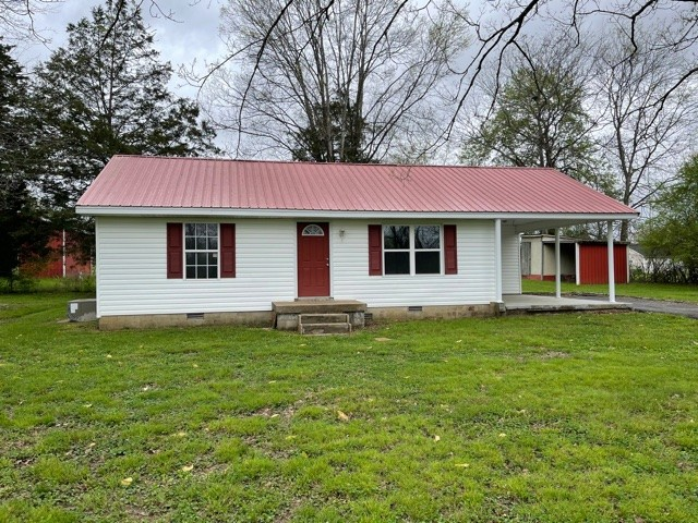 1732 Verona Caney Rd Property Photo - Lewisburg, TN real estate listing