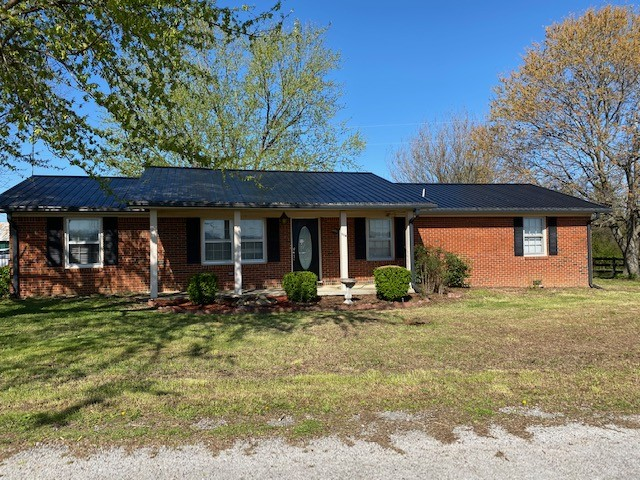 114 Pinegar Rd Property Photo - Manchester, TN real estate listing