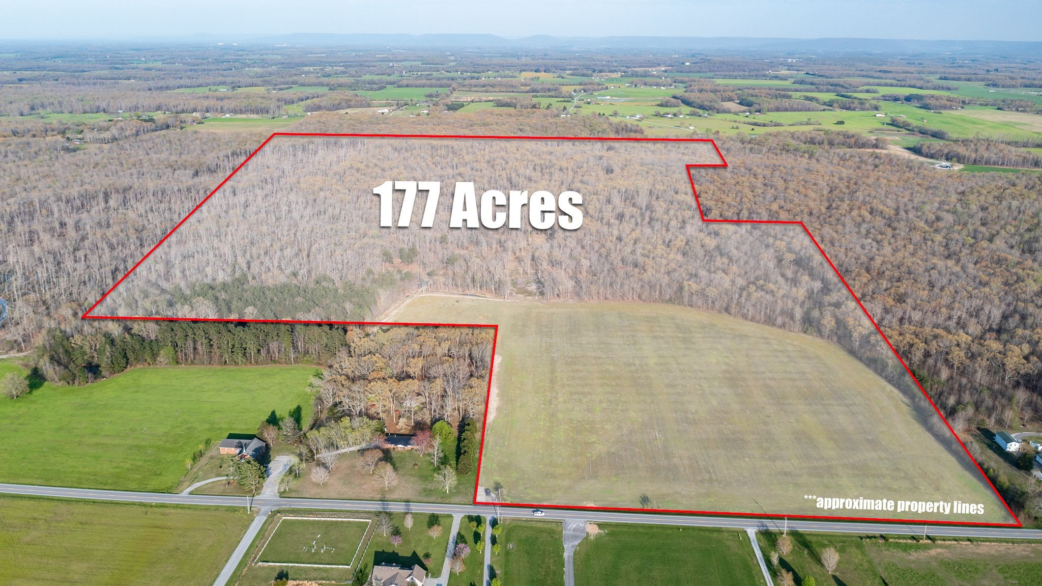 0 Woodbury Hwy Property Photo - Manchester, TN real estate listing