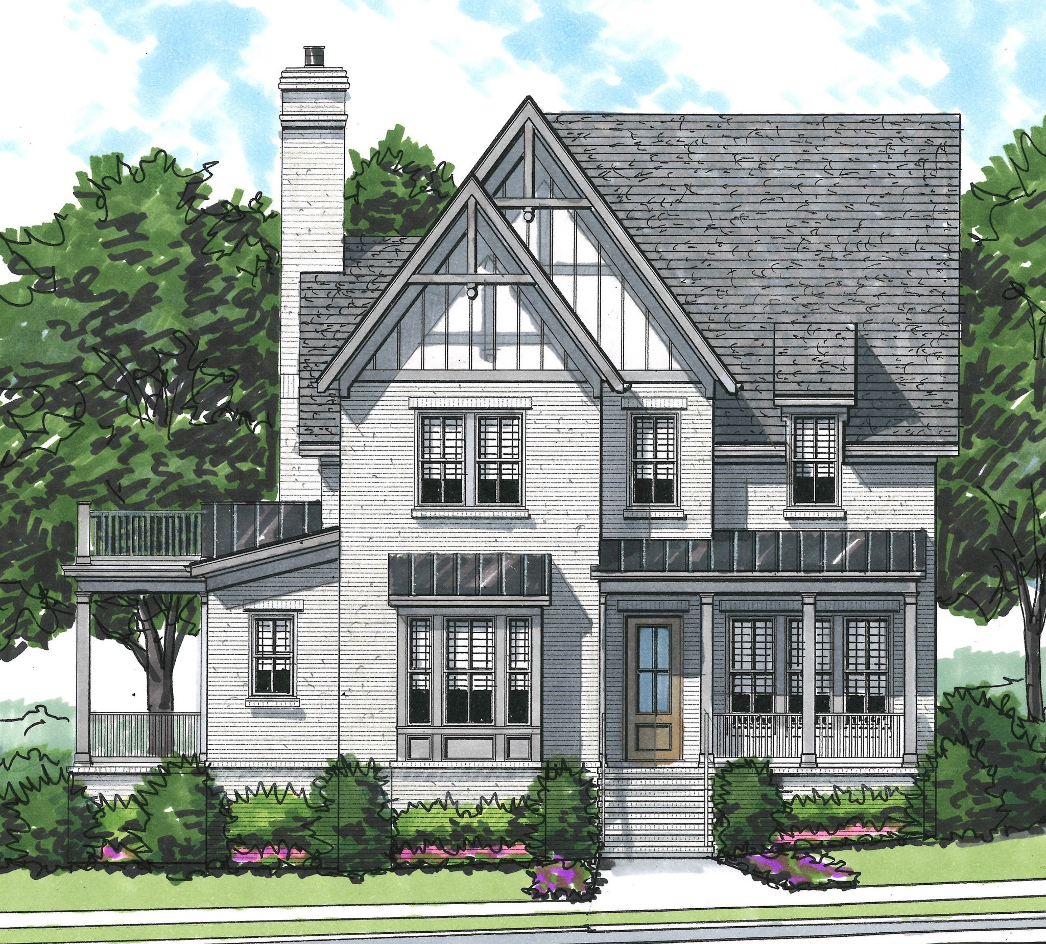 1085 Calico Street, Lot # 2118 Property Photo - Franklin, TN real estate listing