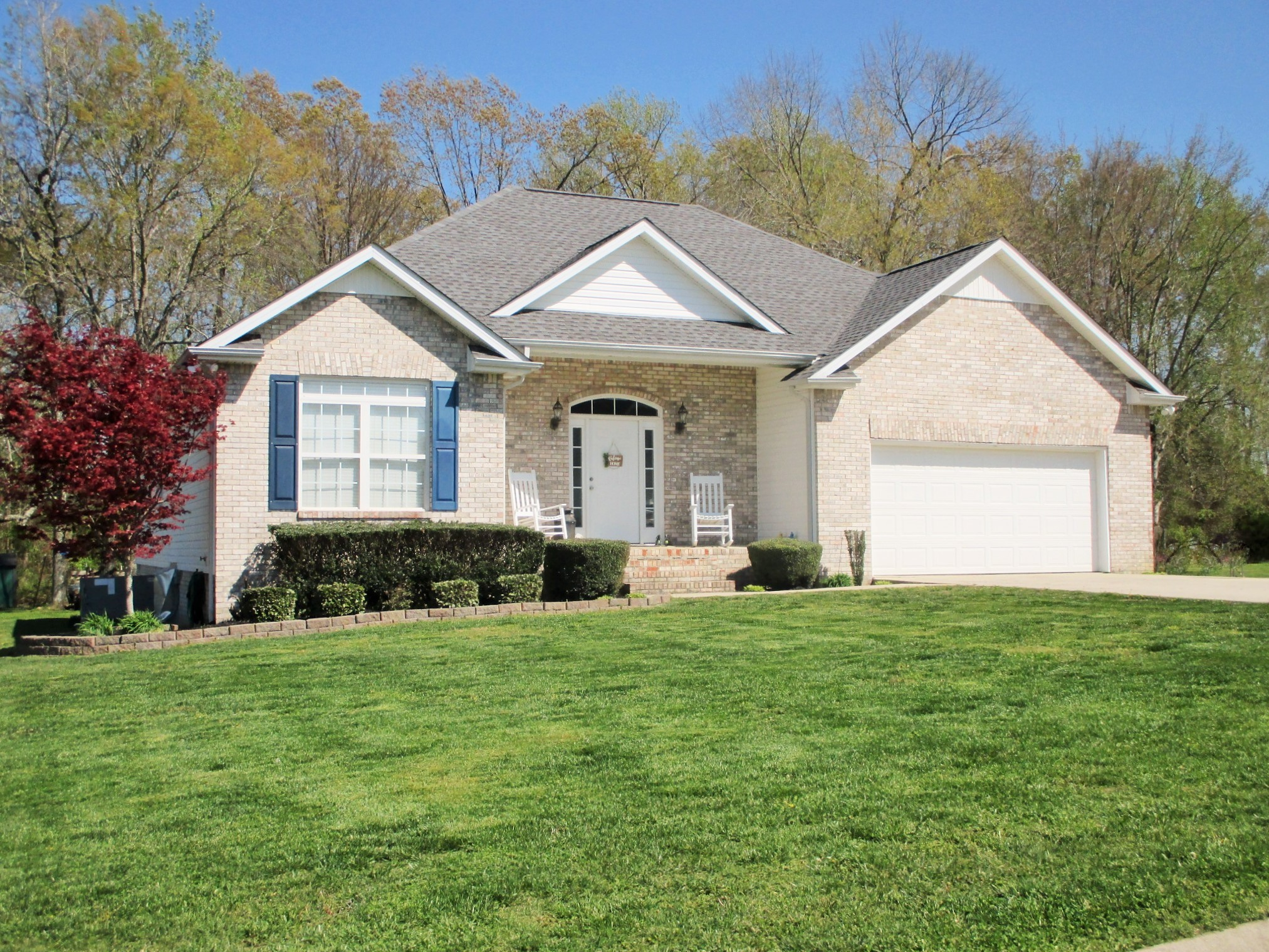 142 May Anne Ln Property Photo - Manchester, TN real estate listing