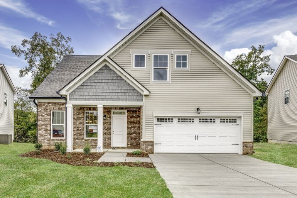 625 Whirlaway Drive (Lot 110) Property Photo - Burns, TN real estate listing
