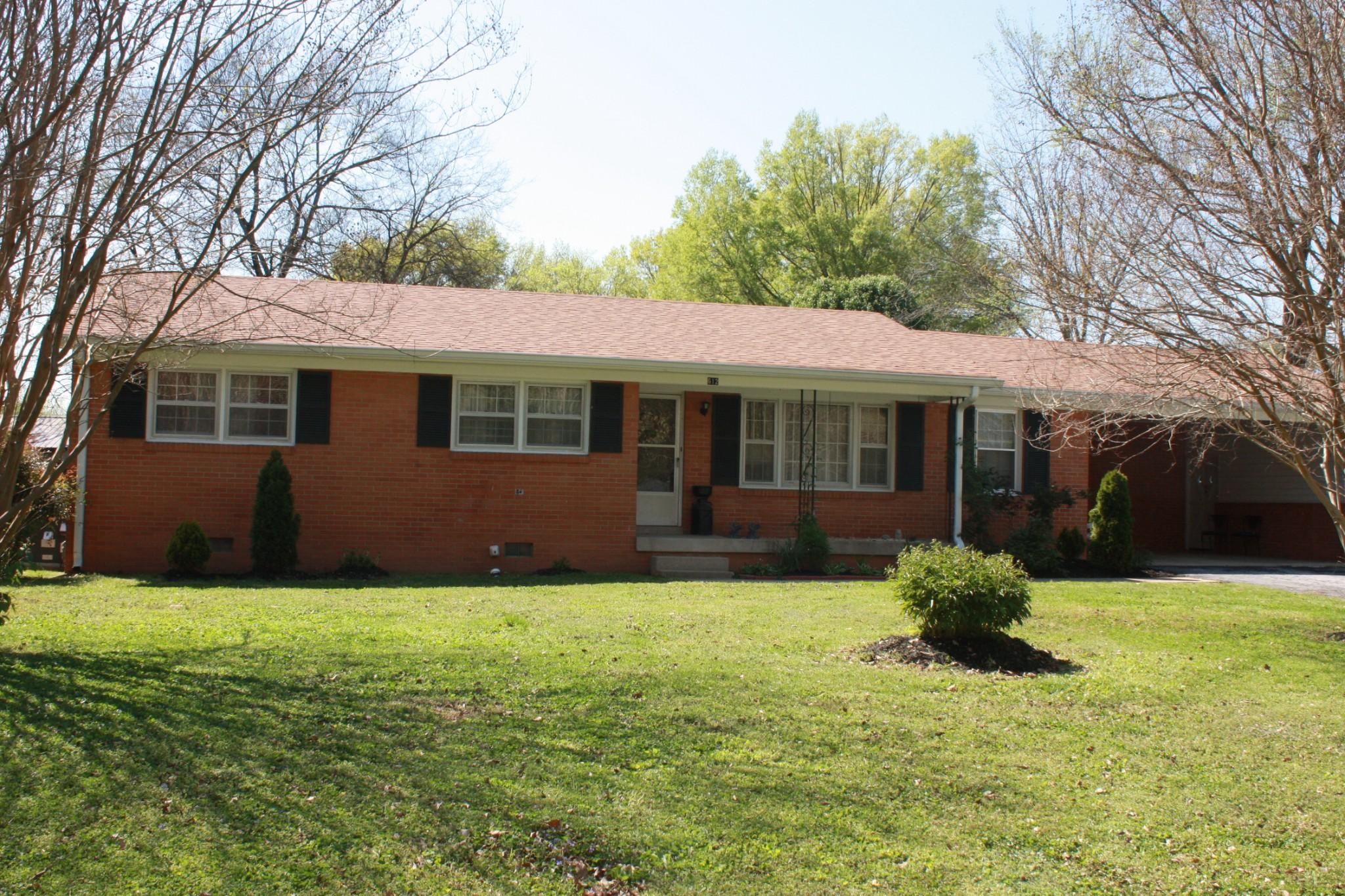 612 Woodcrest St Property Photo - Lewisburg, TN real estate listing