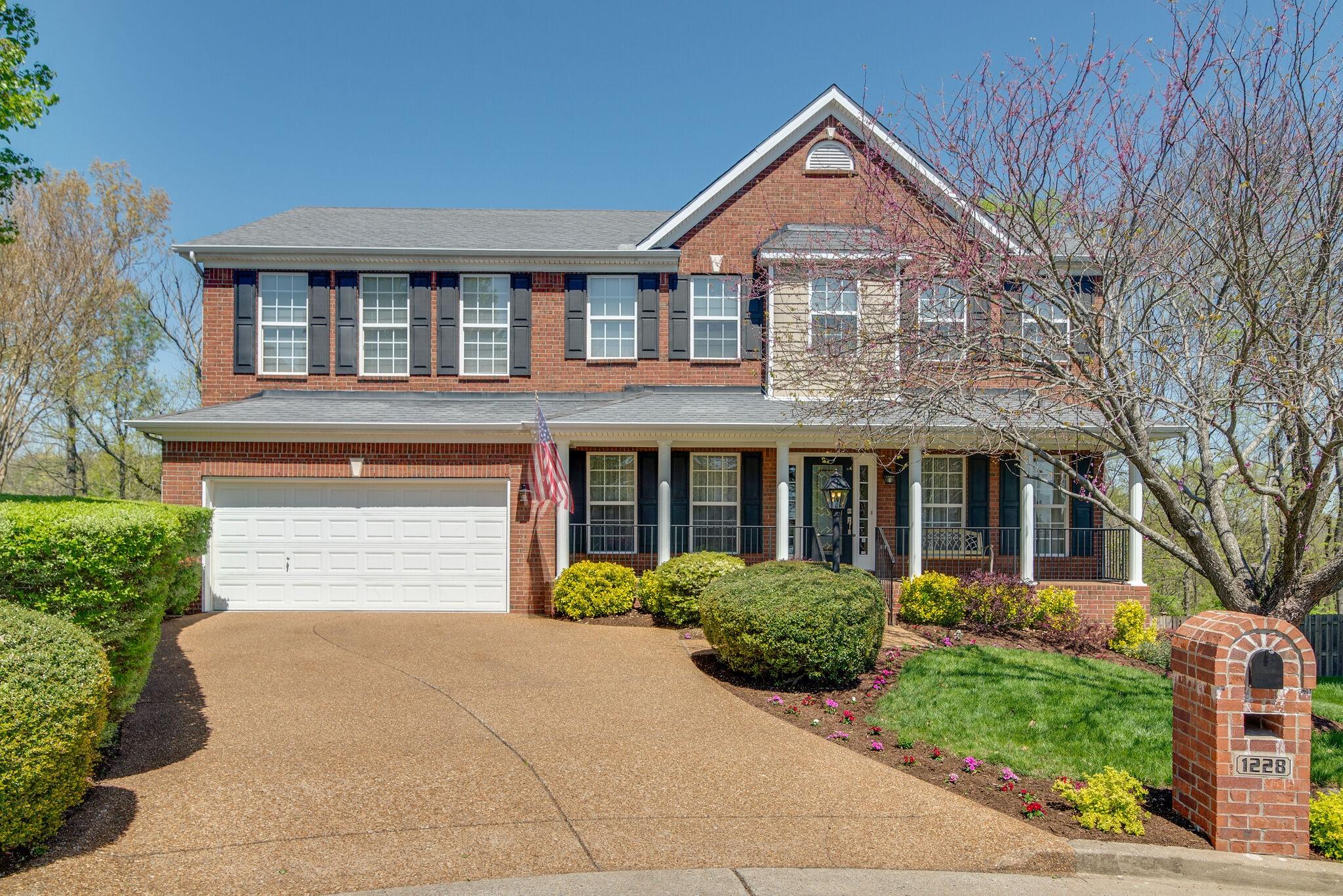 1228 Rockeford Dr Property Photo - Nashville, TN real estate listing