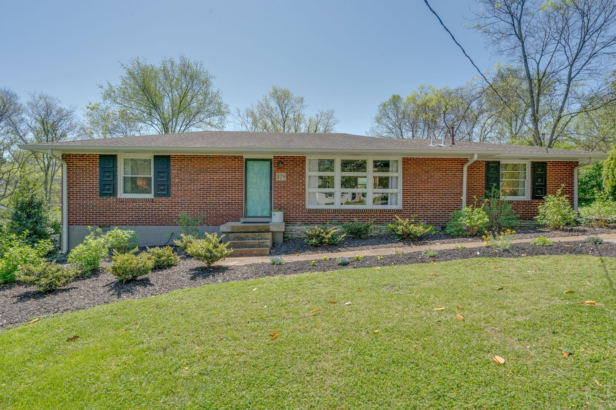 379 Blackman Rd Property Photo - Nashville, TN real estate listing