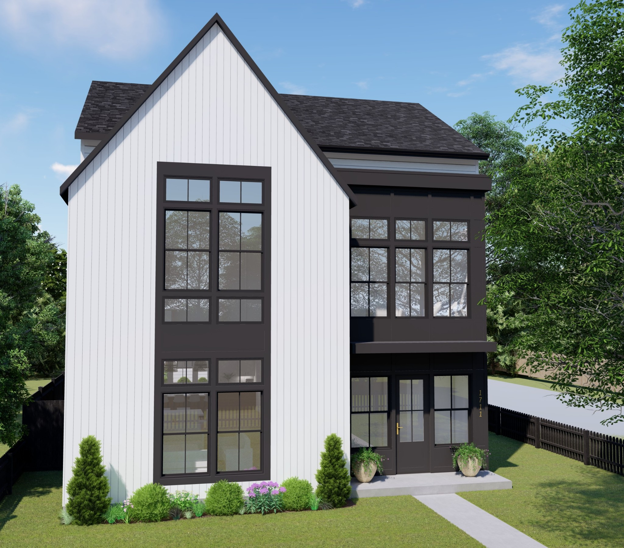 1711 Long Ave Property Photo - Nashville, TN real estate listing