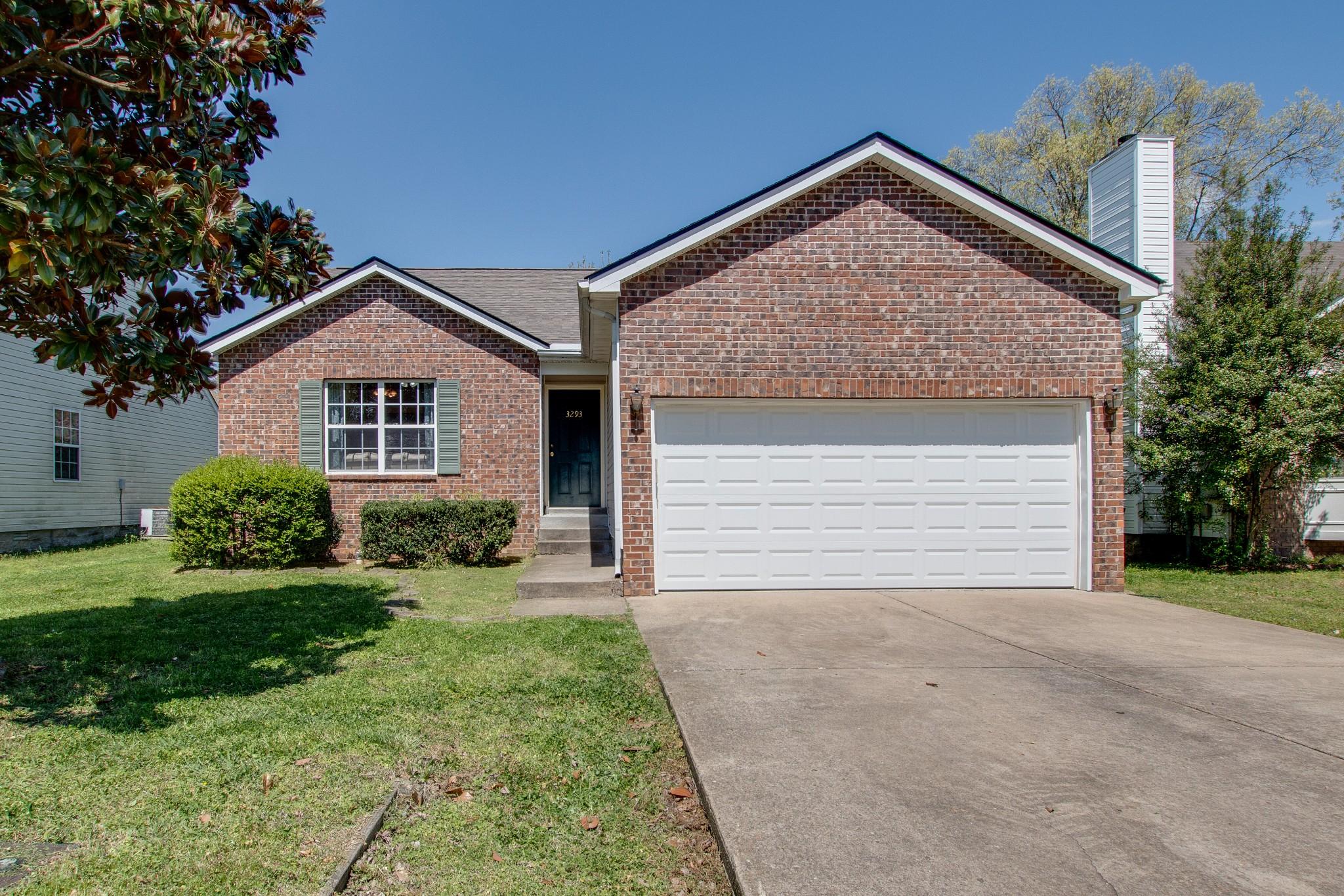 3293 Cain Harbor Dr Property Photo - Nashville, TN real estate listing