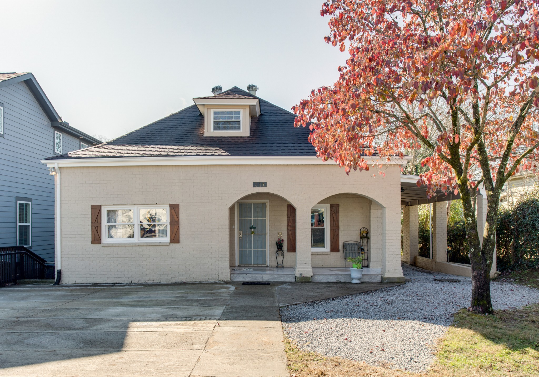 317 Leafland Ave Property Photo - Nashville, TN real estate listing