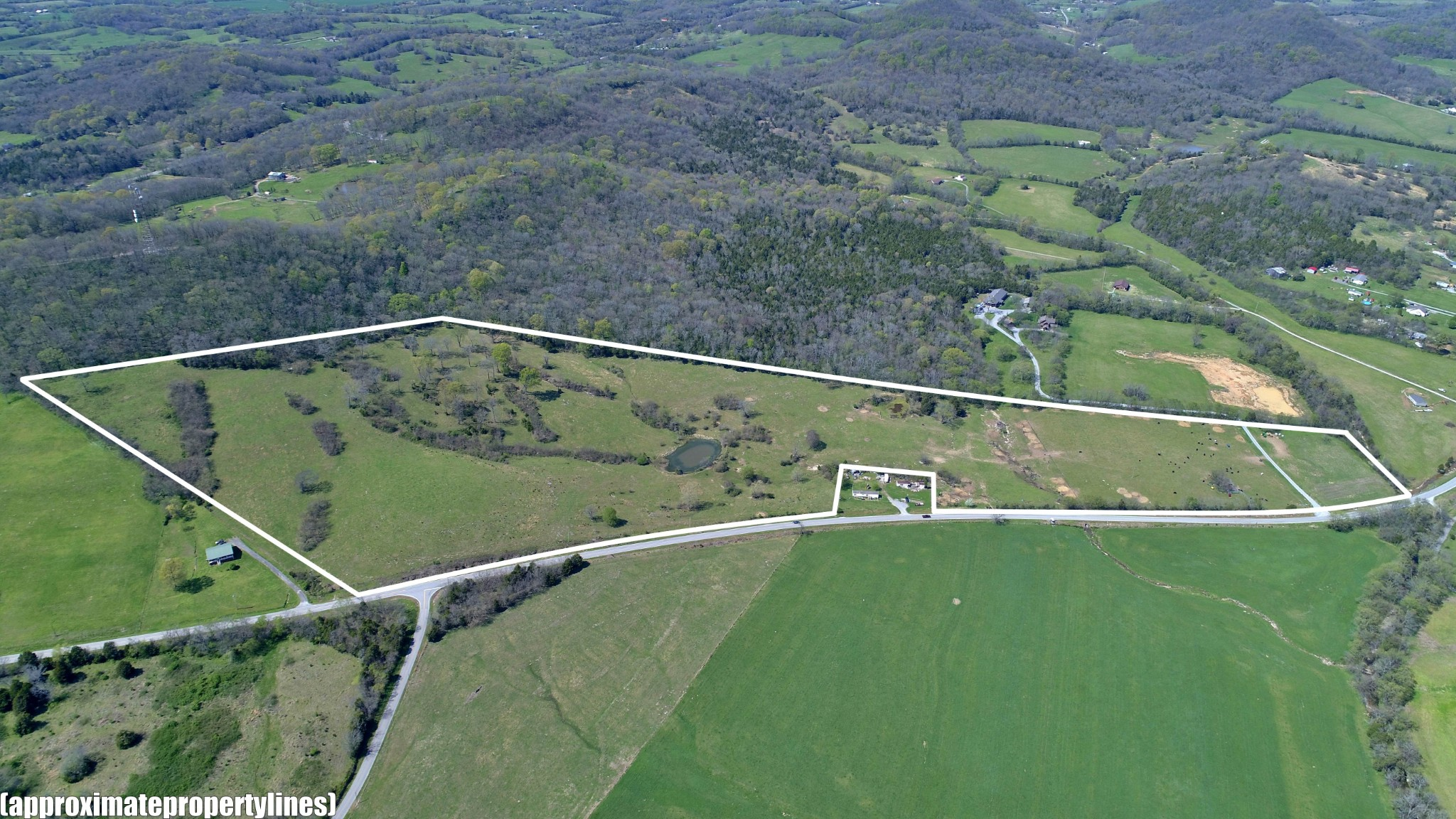 0 Templow Rd Property Photo - Bethpage, TN real estate listing