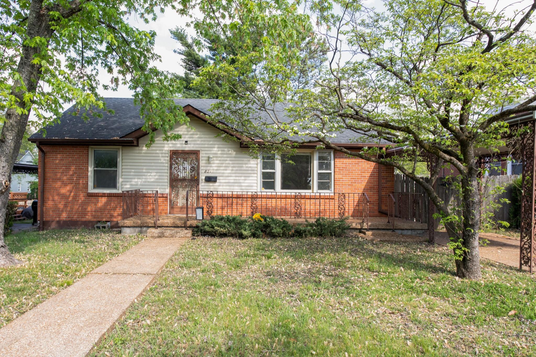 821 Joseph Ave Property Photo - Nashville, TN real estate listing