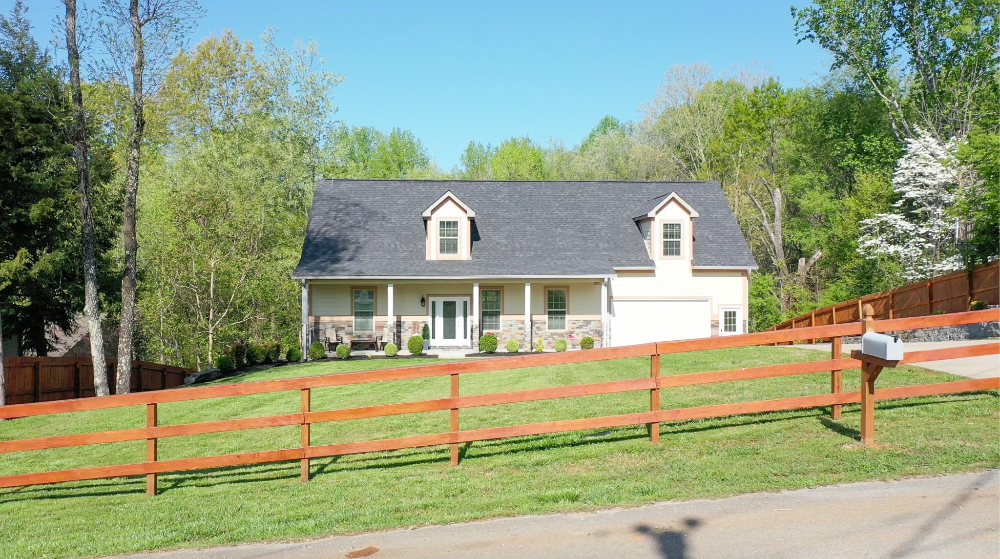 90 Holly Tree Dr Property Photo - Estill Springs, TN real estate listing