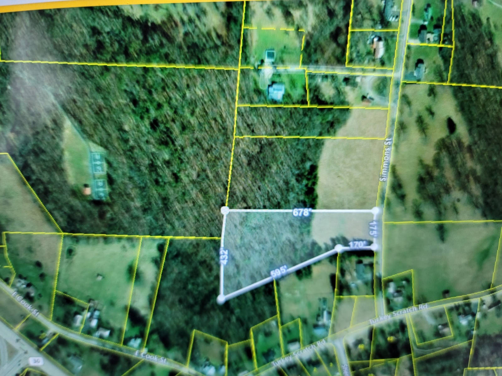 0 Simmons Property Photo - Spencer, TN real estate listing