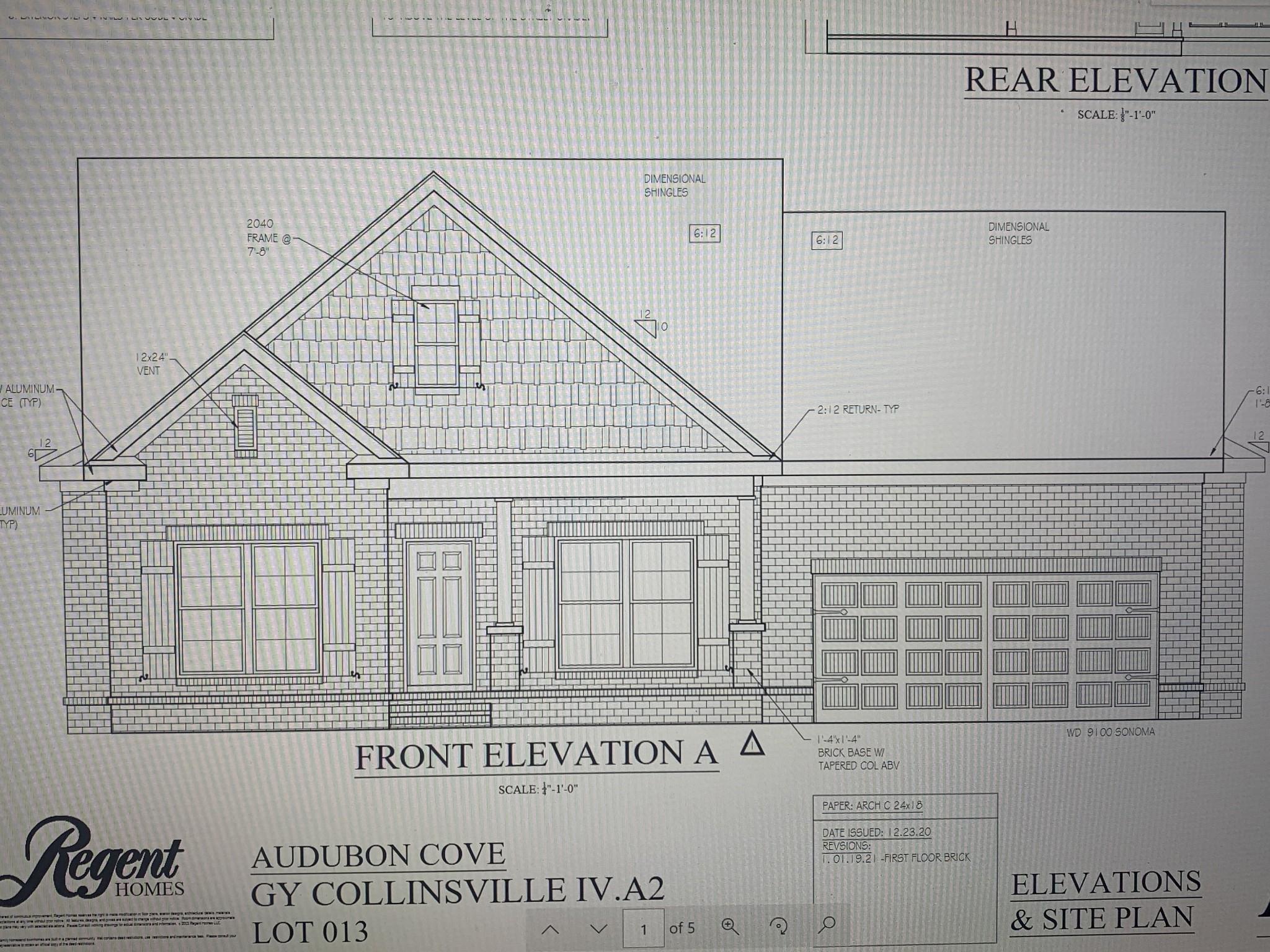 7325 Audubon Cove Property Photo - Fairview, TN real estate listing