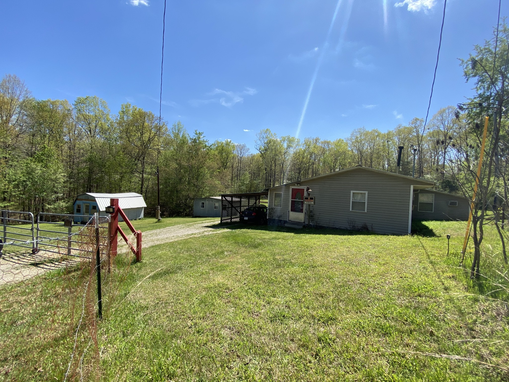 2616 Deep Woods Dr Property Photo - Nunnelly, TN real estate listing