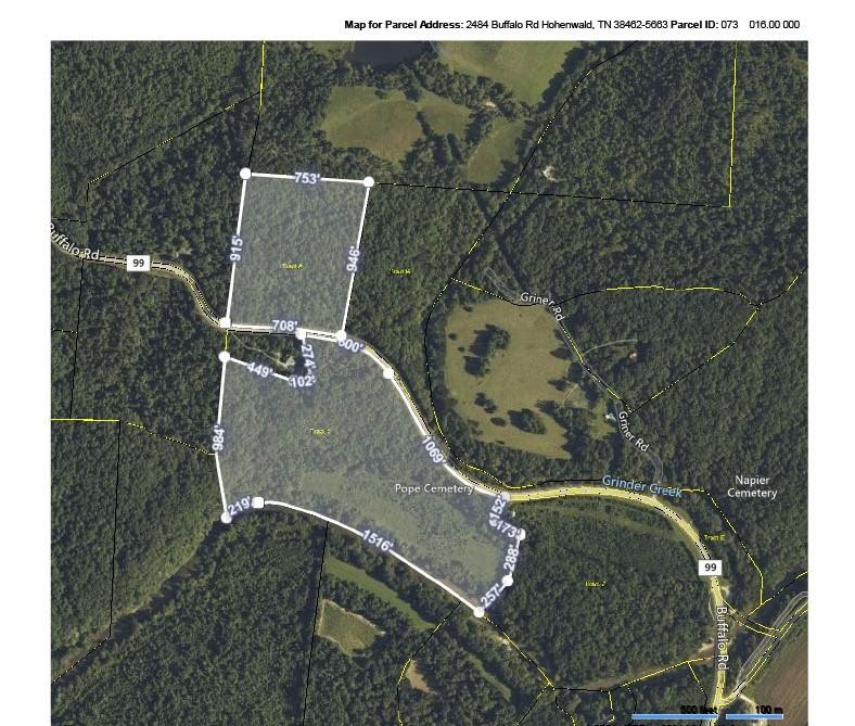 2484 Buffalo Rd Property Photo - Hohenwald, TN real estate listing