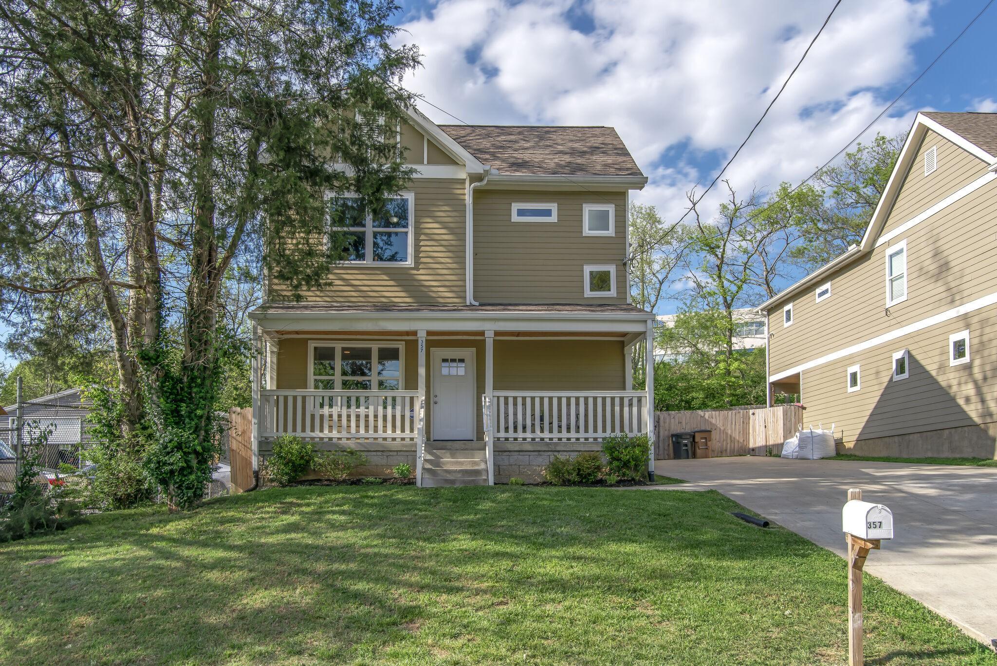 357 Flora Maxwell Rd Property Photo - Nashville, TN real estate listing