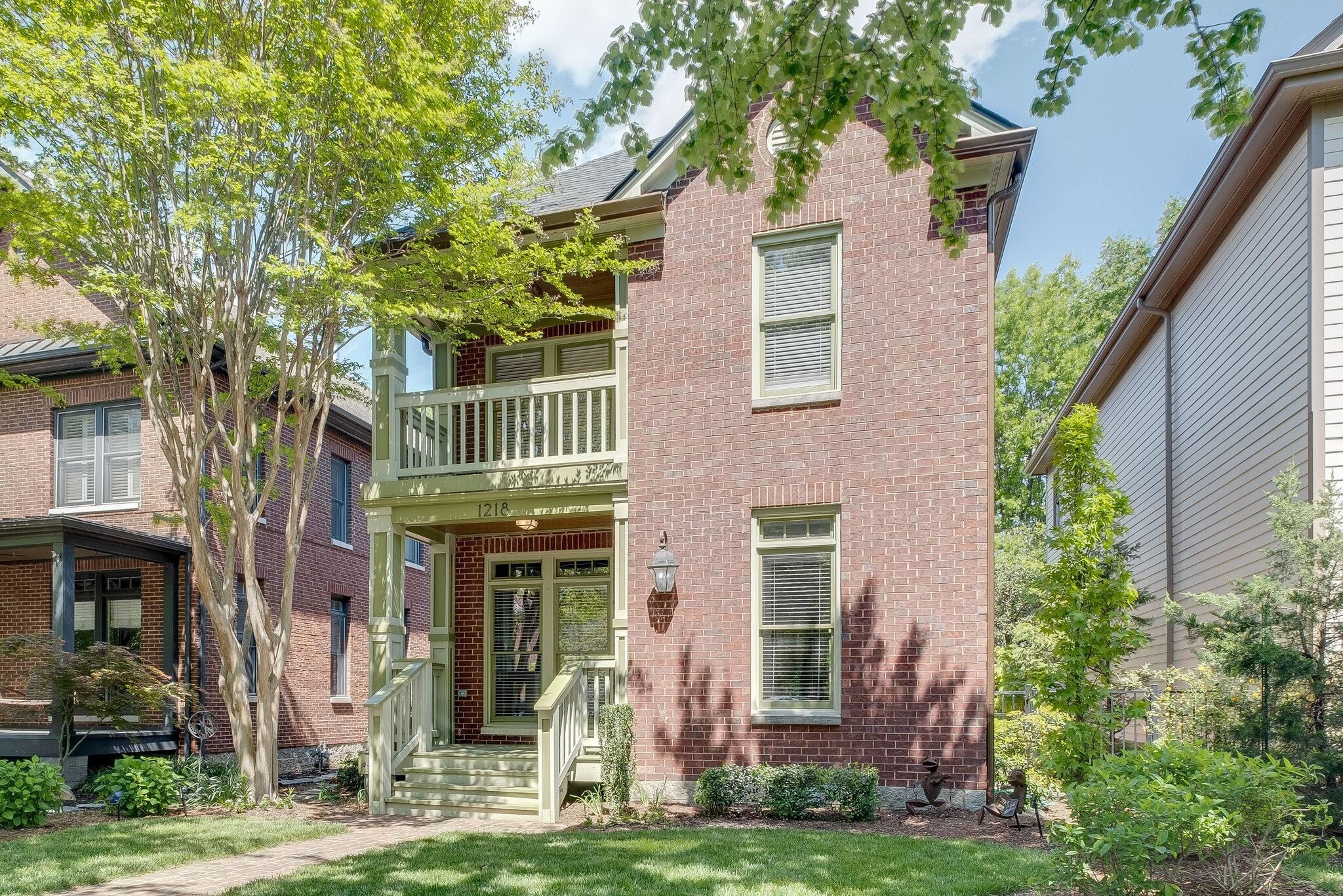 1218 5th Ave N Property Photo - Nashville, TN real estate listing