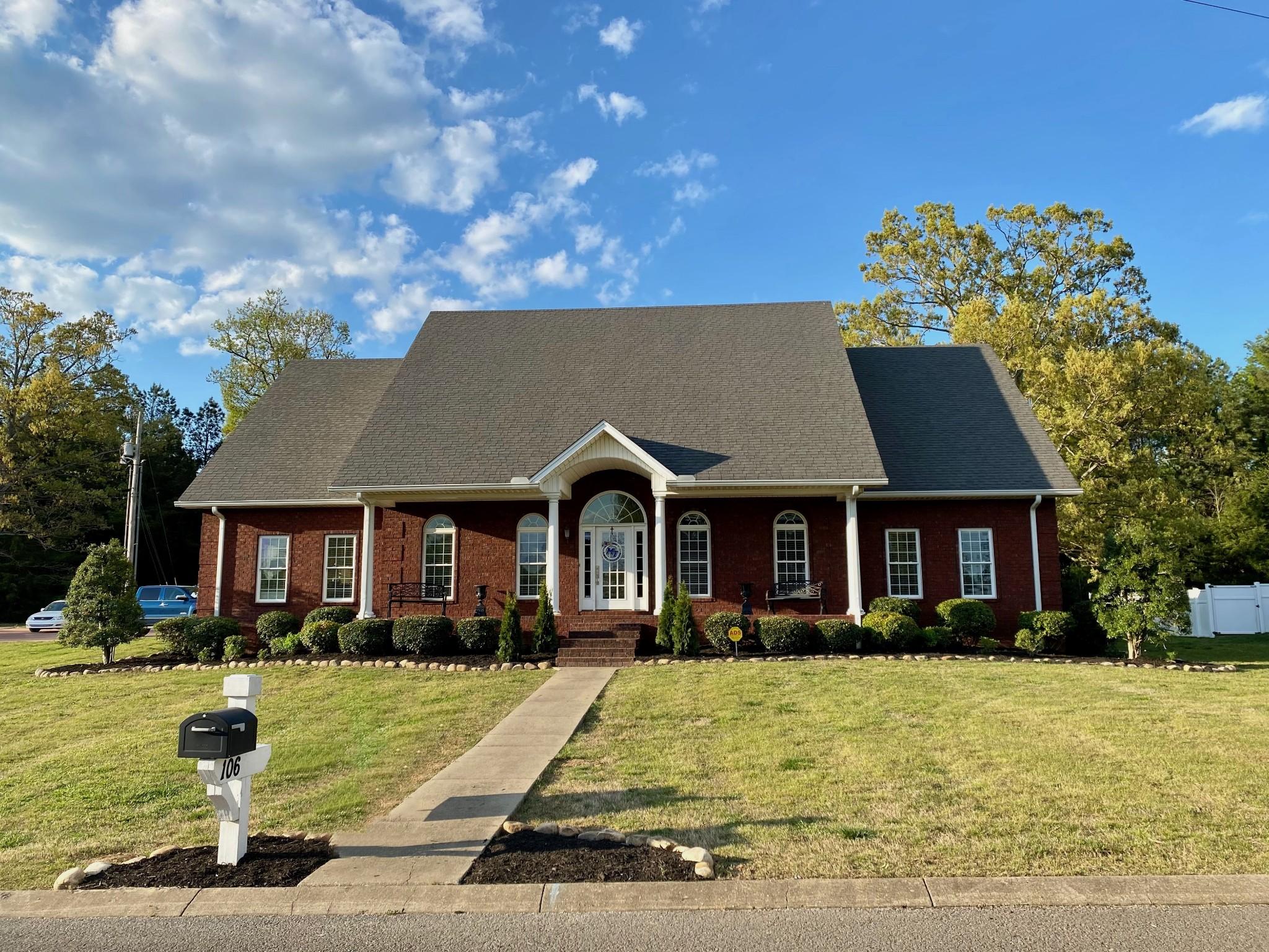 106 Finch Ln Property Photo - Shelbyville, TN real estate listing
