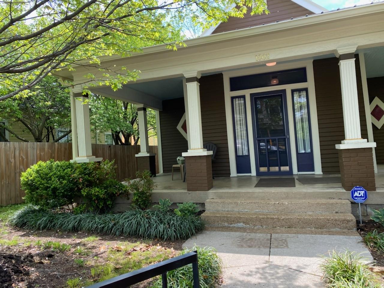 1802 Fatherland St Property Photo - Nashville, TN real estate listing