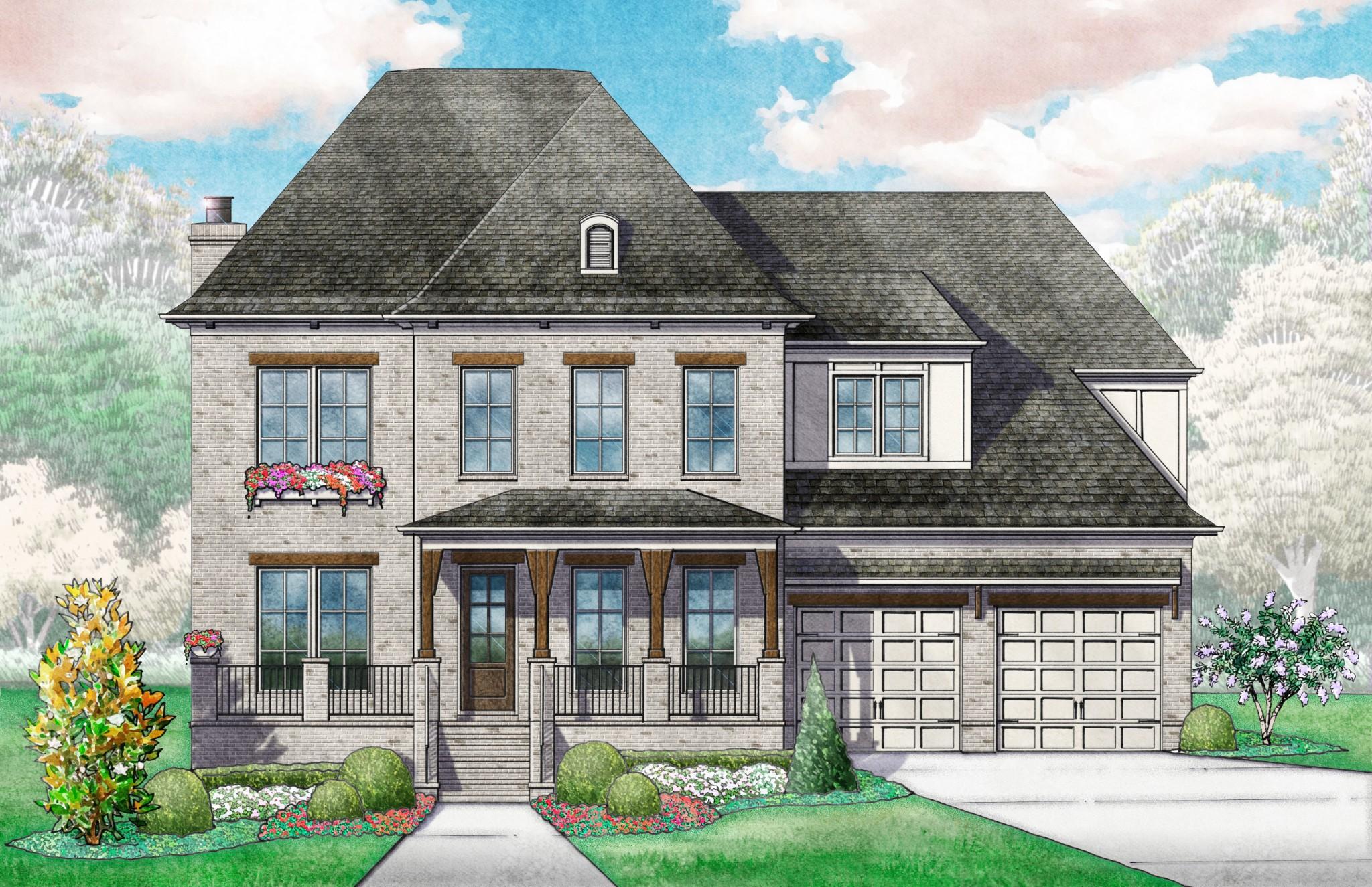 913 Cheltenham Ave, Lot # 2142 Property Photo - Franklin, TN real estate listing